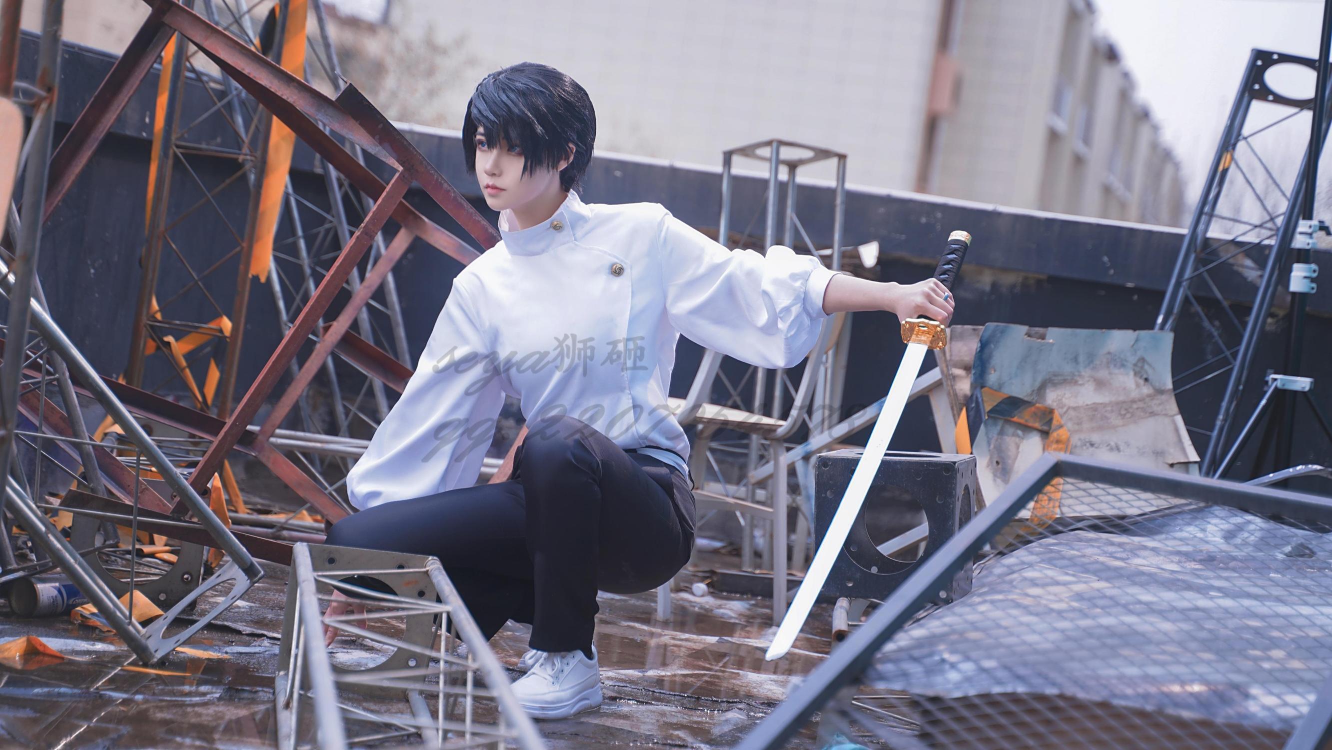 《咒术回战》正片cosplay【CN:seya-狮砸砸砸砸砸】-第4张