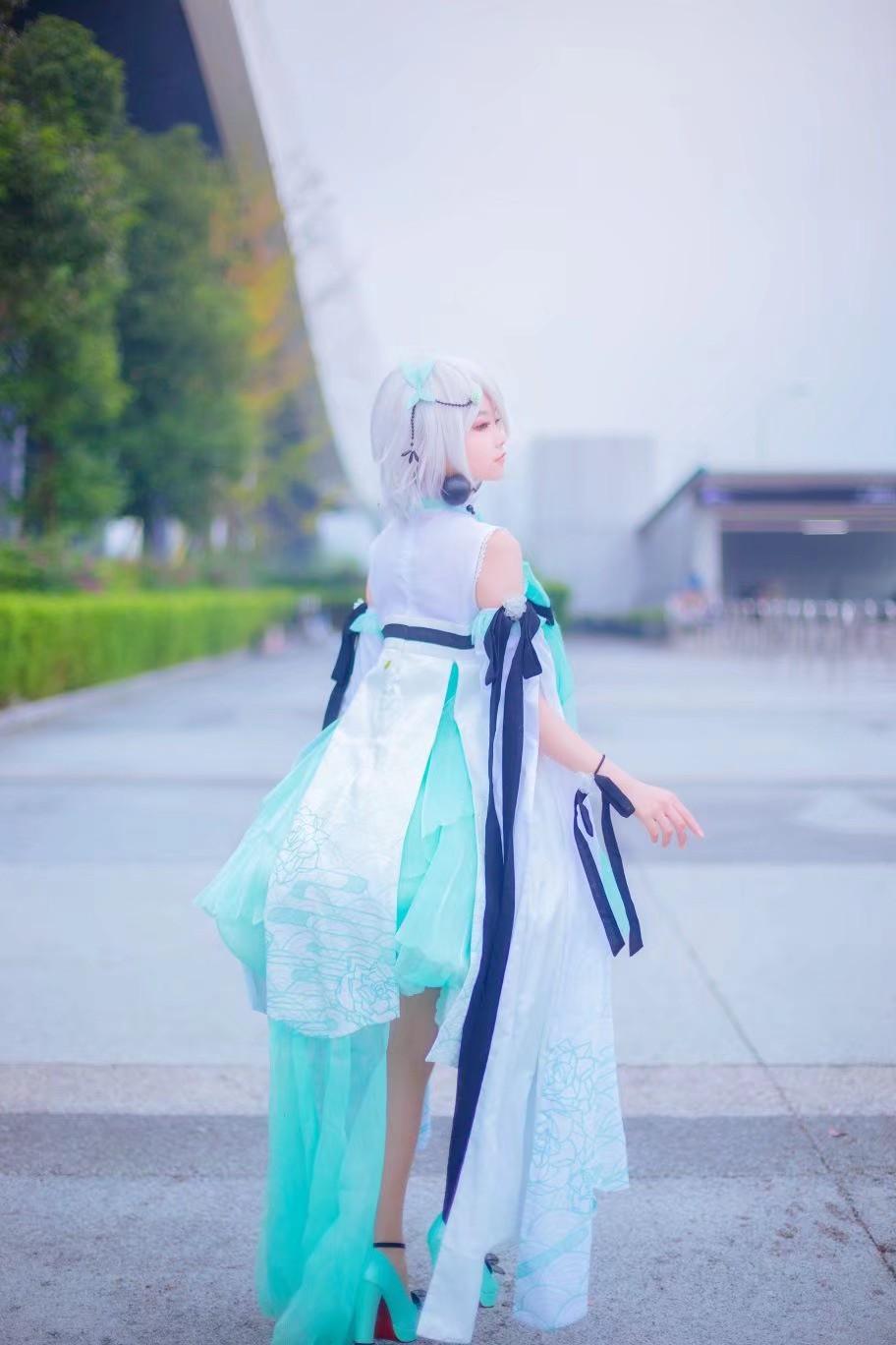言和cosplay【CN:棘狐】-第4张