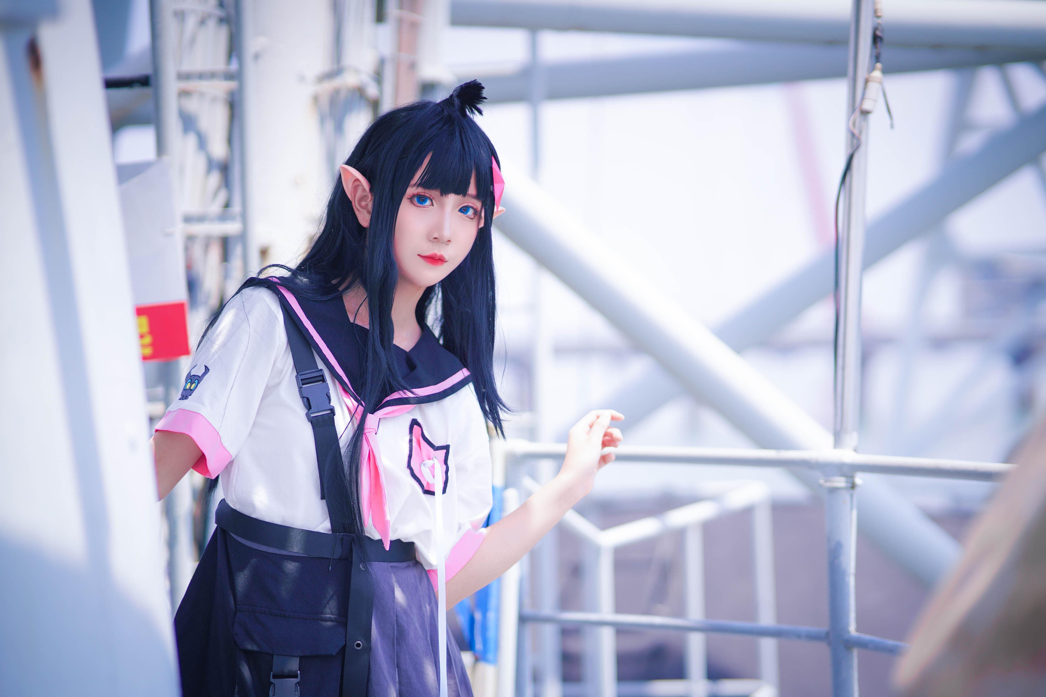 《凹凸世界》正片cosplay【CN:陌萱ONKYO】-第5张