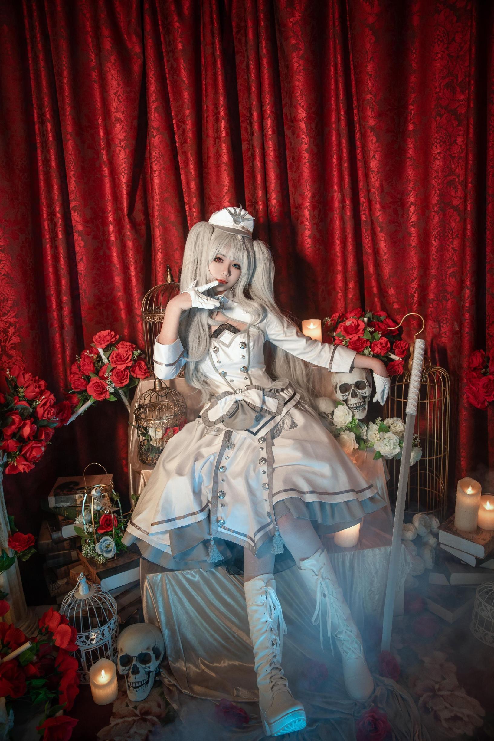 《约会大作战》战士cosplay【CN:柒月~July】-第3张