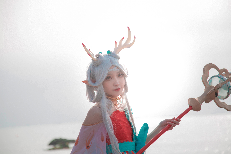 《王者荣耀》王者荣耀瑶cosplay【CN:铁不锈ovo】-第6张