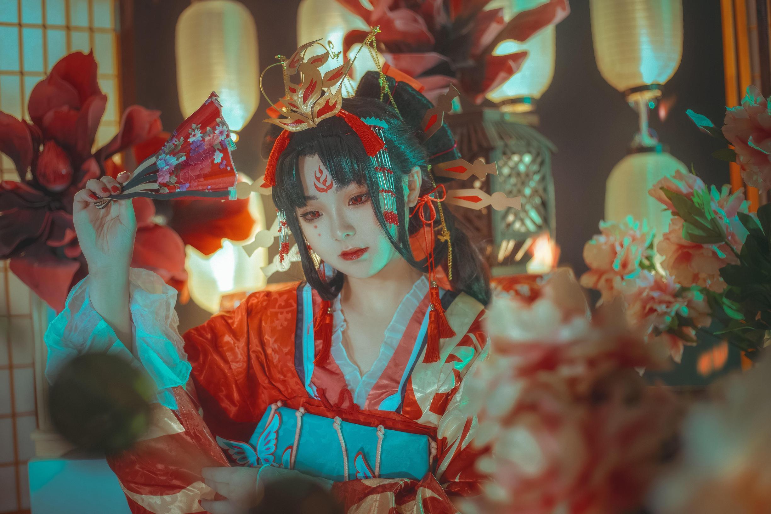 阴阳师cosplay【CN:箜篌Rainco】-第7张