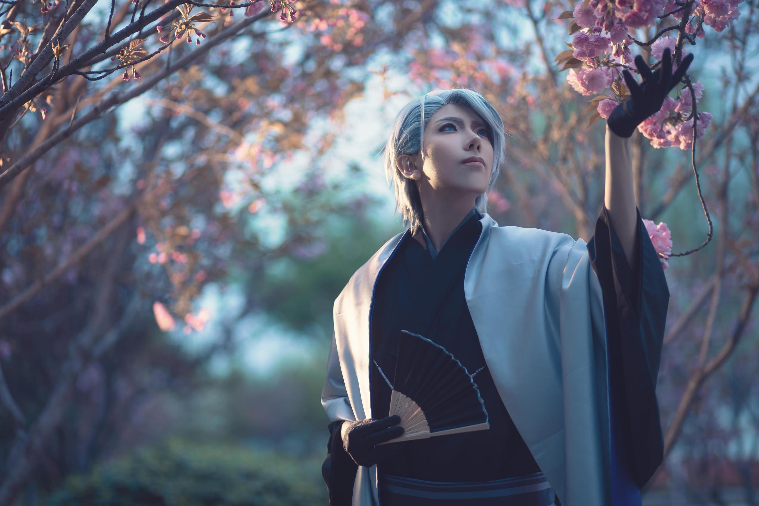 《刀剑乱舞》正片cosplay【CN:coser张国风】-第8张