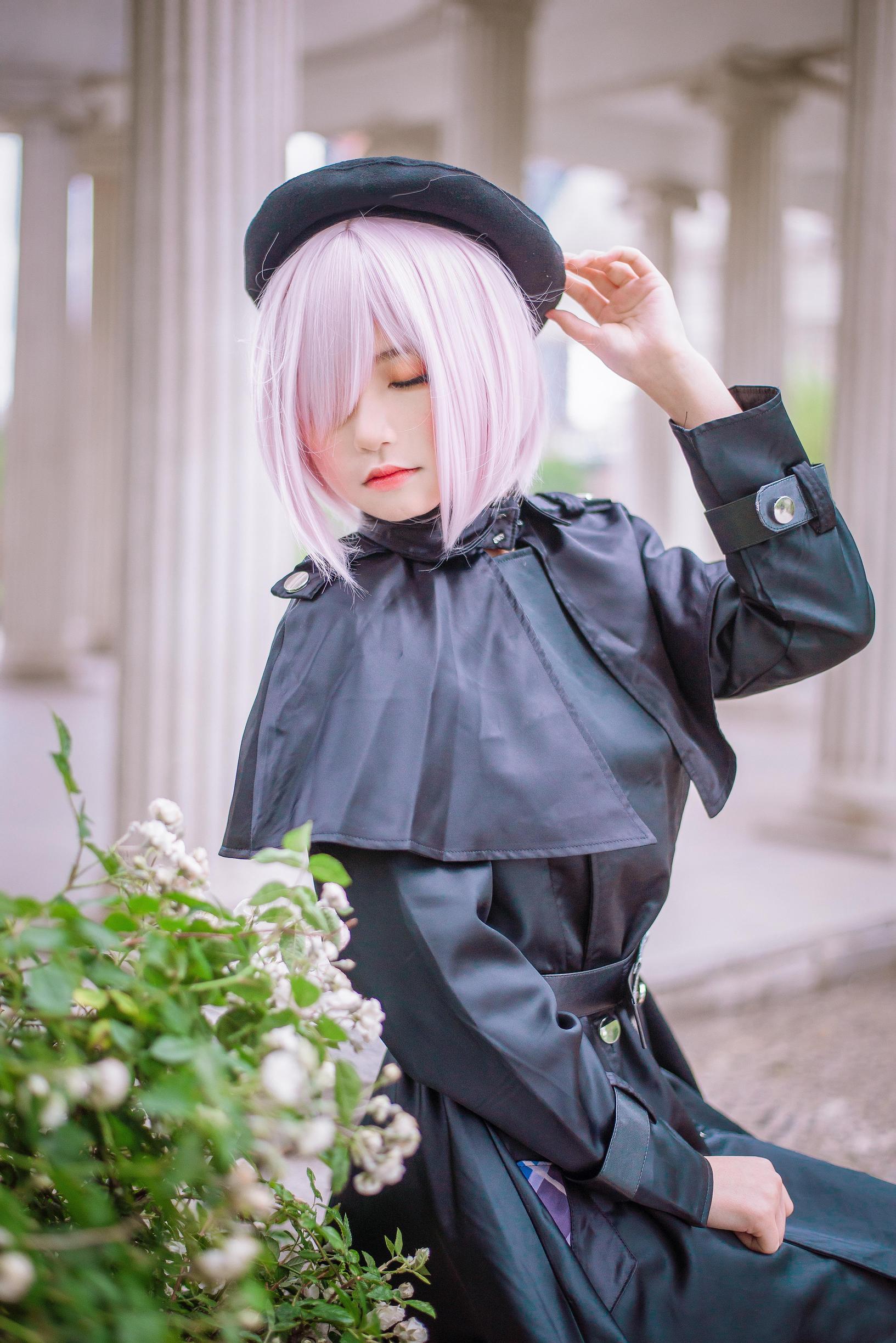 《FATE/GRAND ORDER》正片cosplay【CN:这个泡泡就是逊啦】-第5张