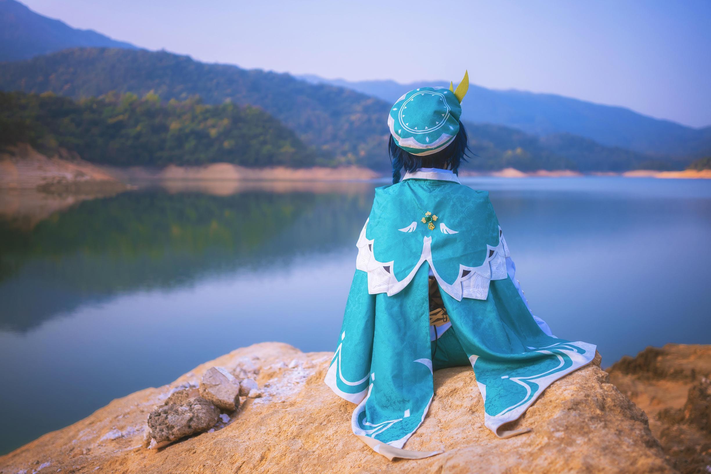 《原神》正片cosplay【CN:漪鲤kamikou】-第11张