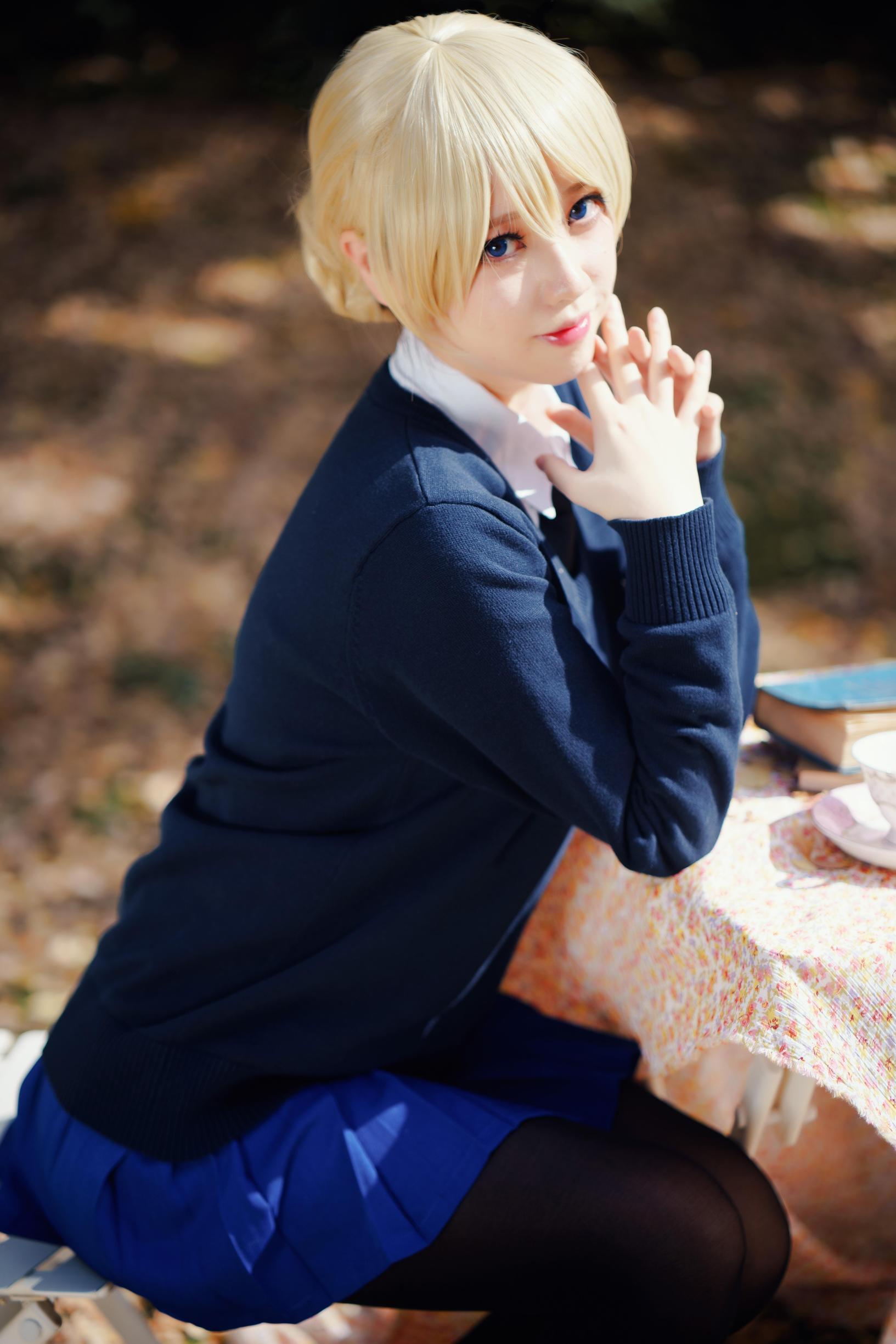 《少女与战车》正片cosplay【CN:Diii就是D】-第7张