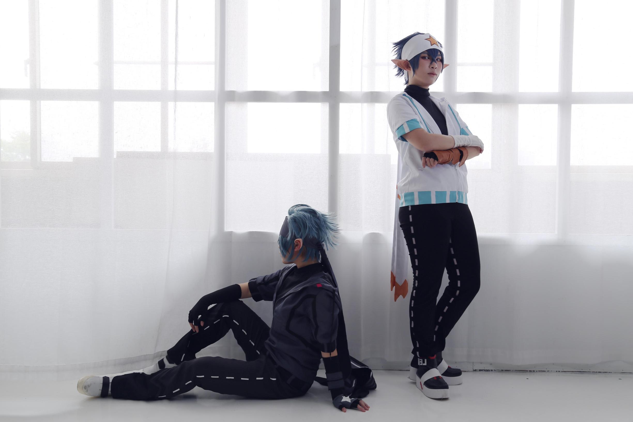 《凹凸世界》雷獅cosplay【CN:幻月オオカミ】-第4张