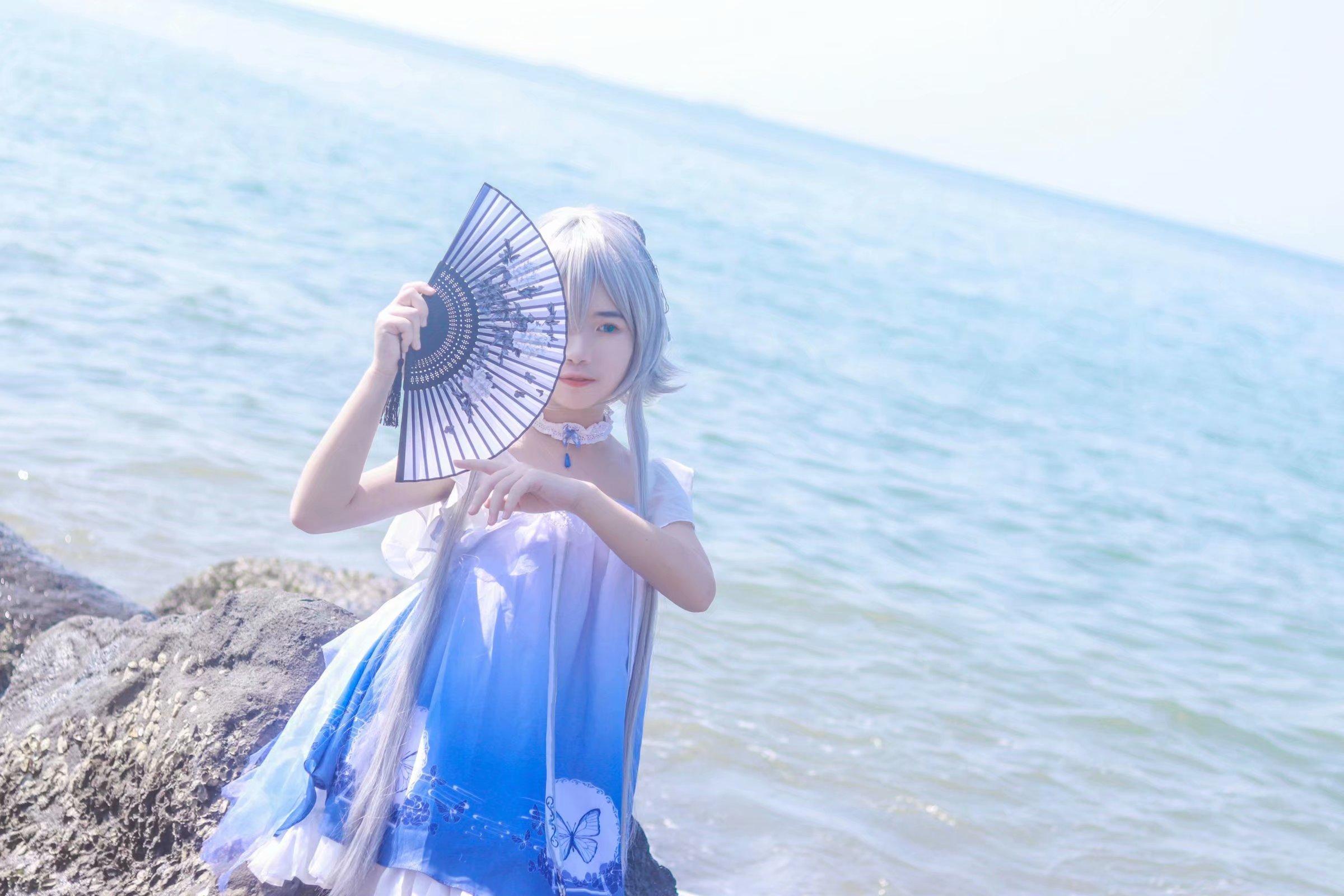 美女cosplay【CN:墨月月月】-第6张