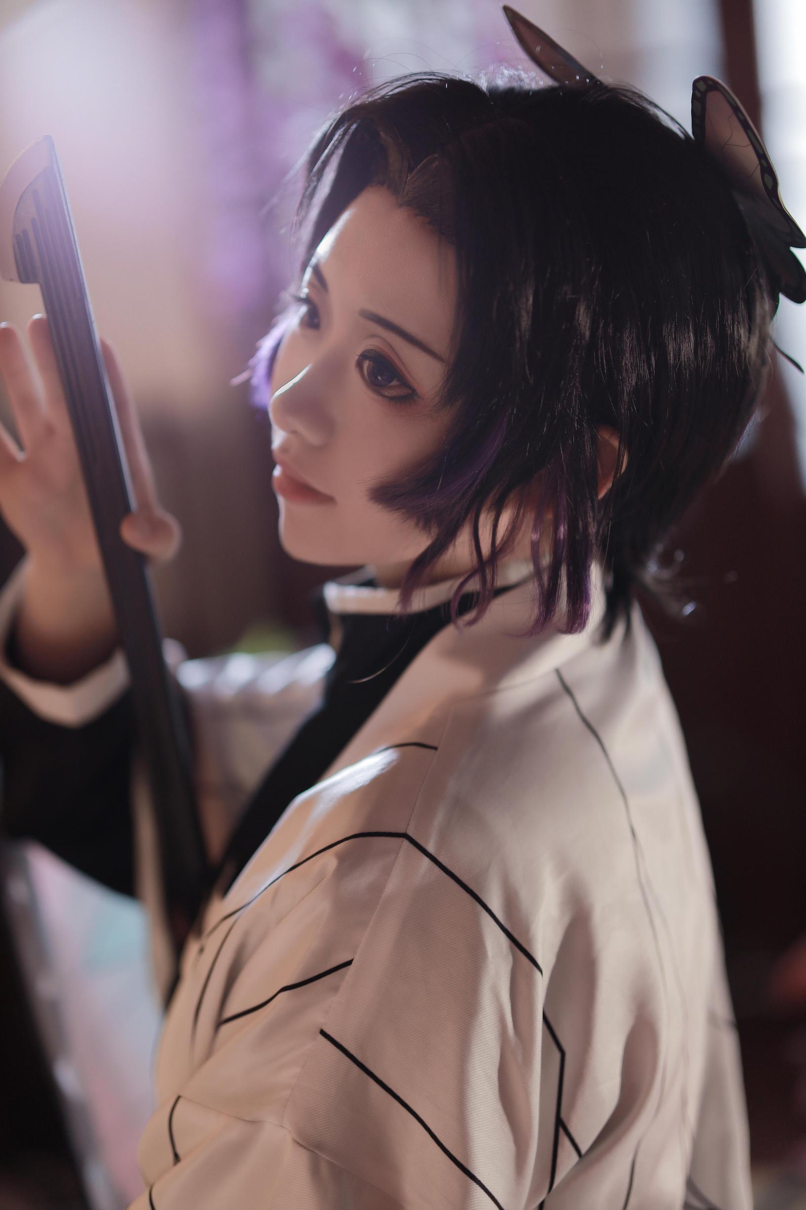 《鬼灭之刃》正片cosplay【CN:程言柒】-第4张