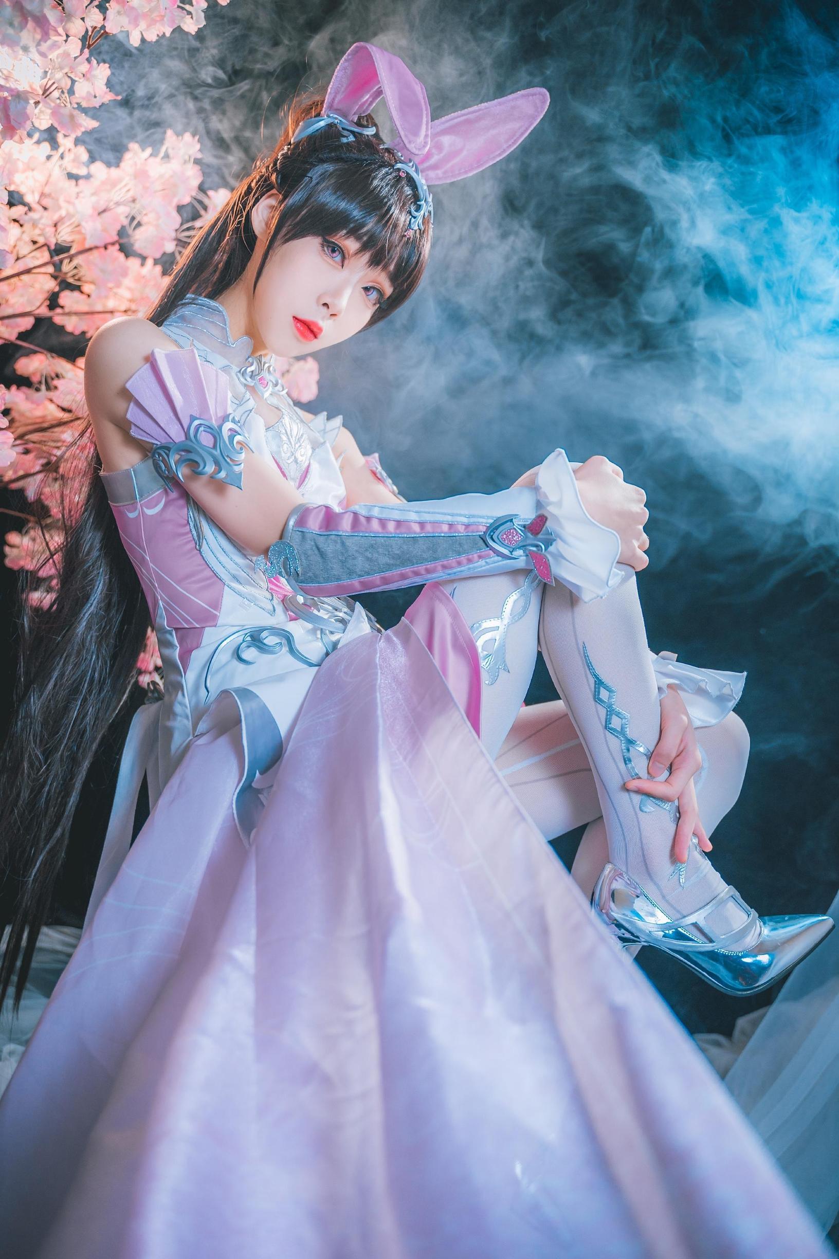 《斗罗大陆》斗罗大陆小舞cosplay【CN:南歌mikann】-第4张