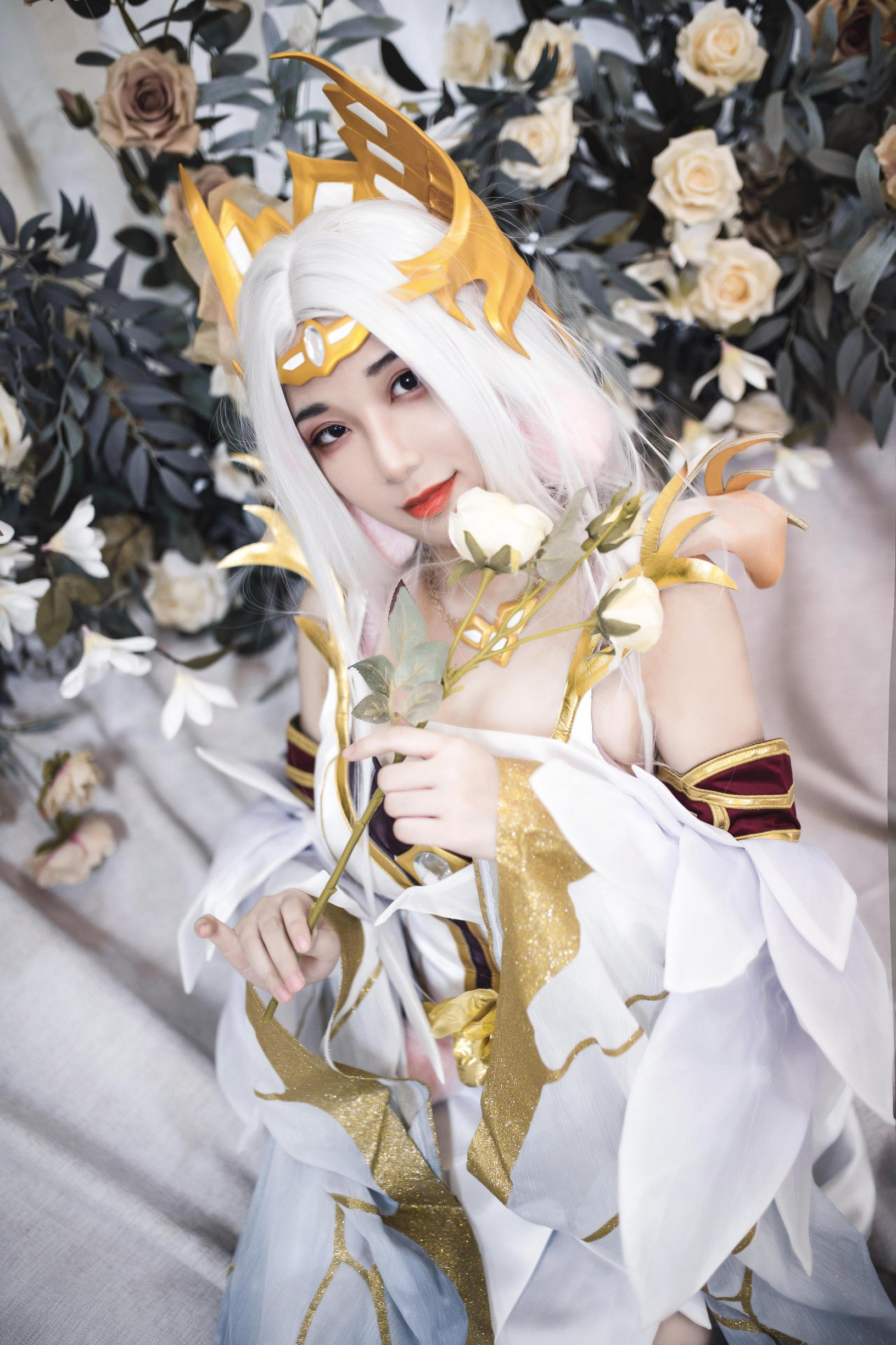 《王者荣耀》王者荣耀貂蝉cosplay【CN:阿音mew】-第5张