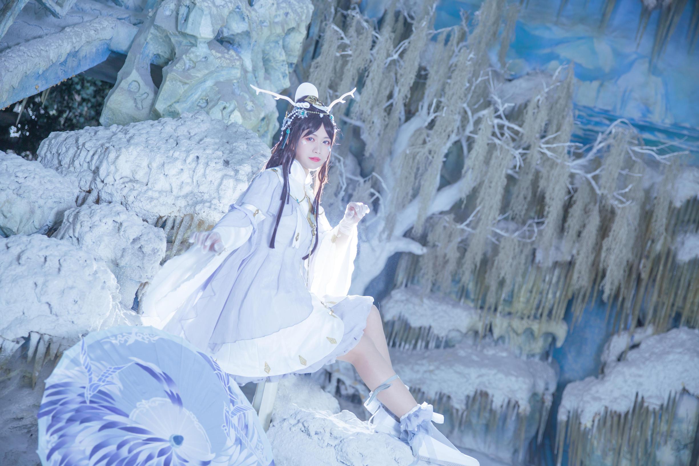 《剑侠情缘网络版叁》蓬莱cosplay【CN:凌霜月半】-第5张