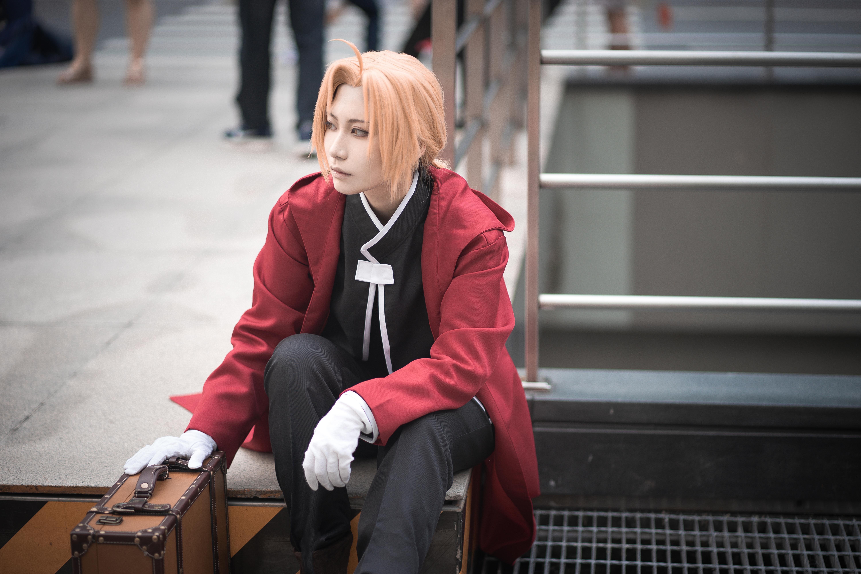 《钢之炼金术师》钢之炼金术师爱德华cosplay【CN:连仔】-第5张
