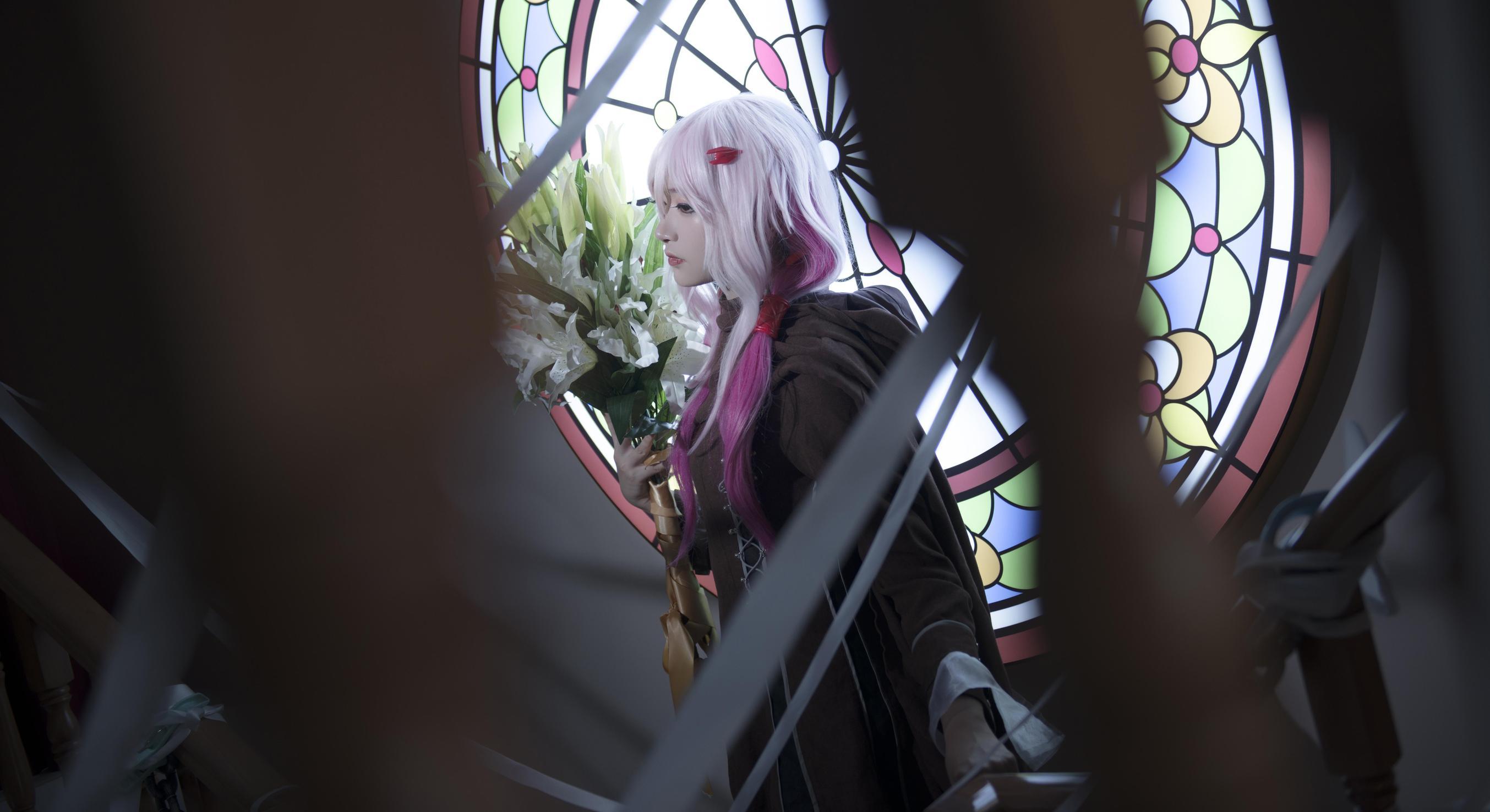 《罪恶王冠》正片cosplay【CN:榛子_Lily】-第10张