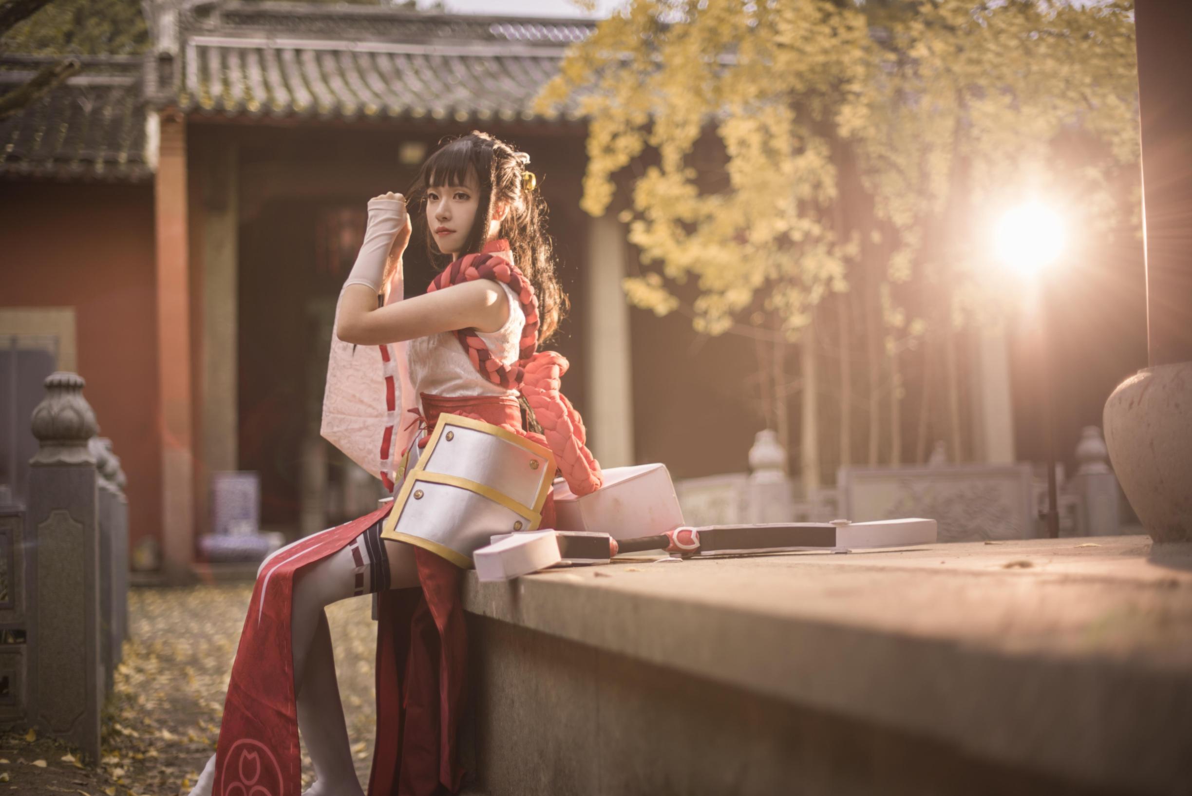 《王者荣耀》写真cosplay【CN:多肉植物】-第10张