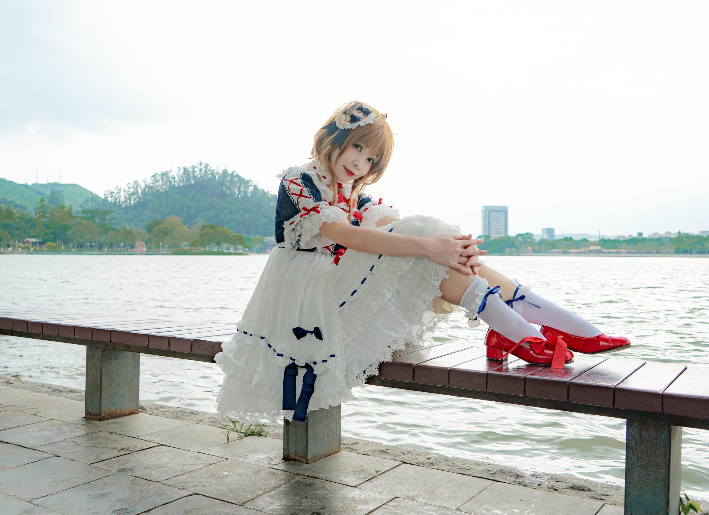 《魔卡少女樱》百变小樱cosplay【CN:海鲜君】-第12张
