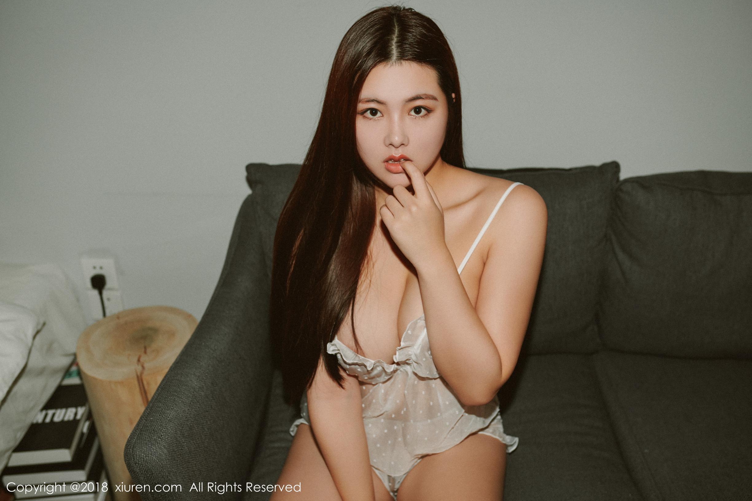 XIUREN秀人网 VOL.1183 娜露Selena-第5张