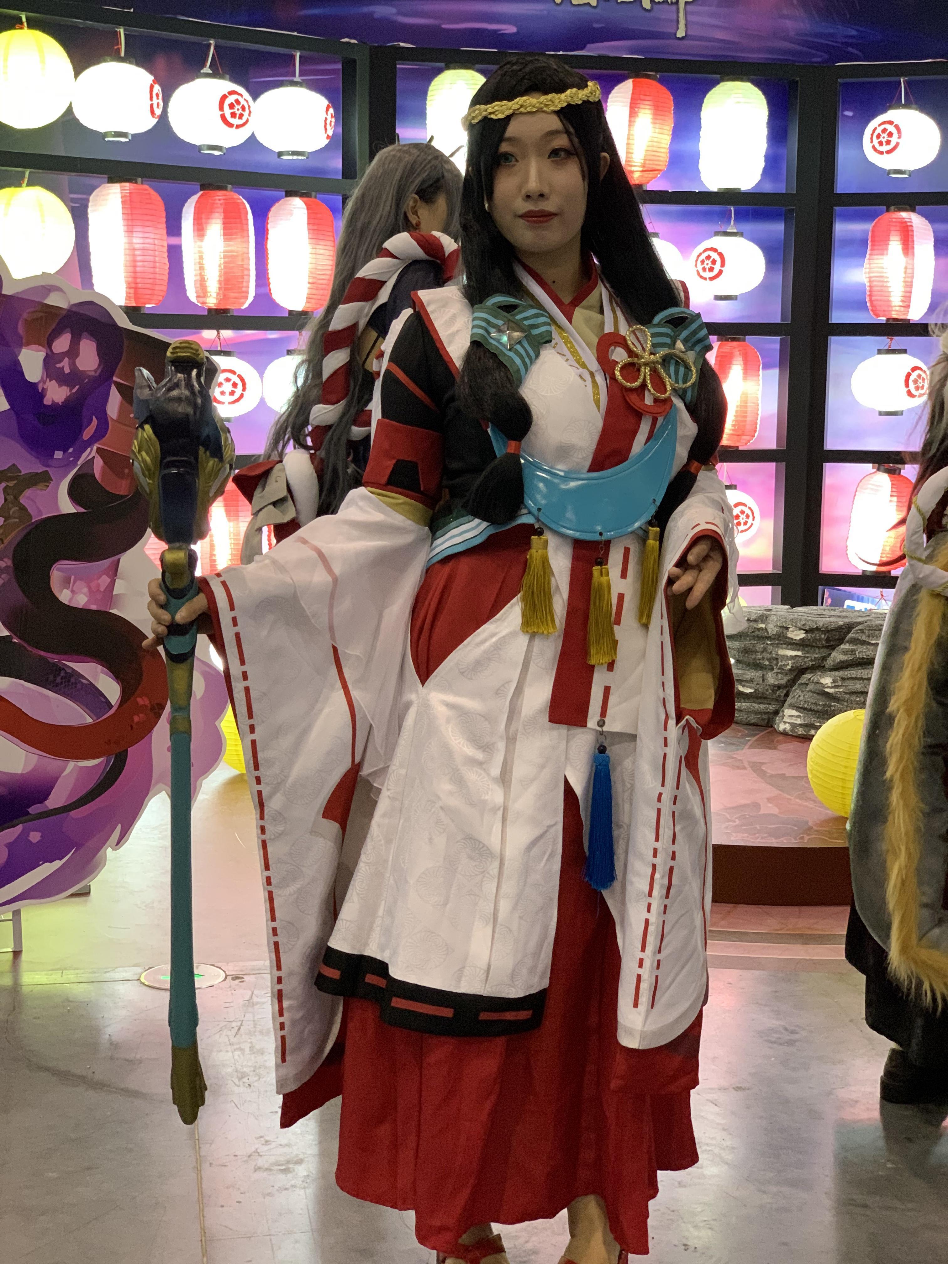 东方之母cosplay-第10张