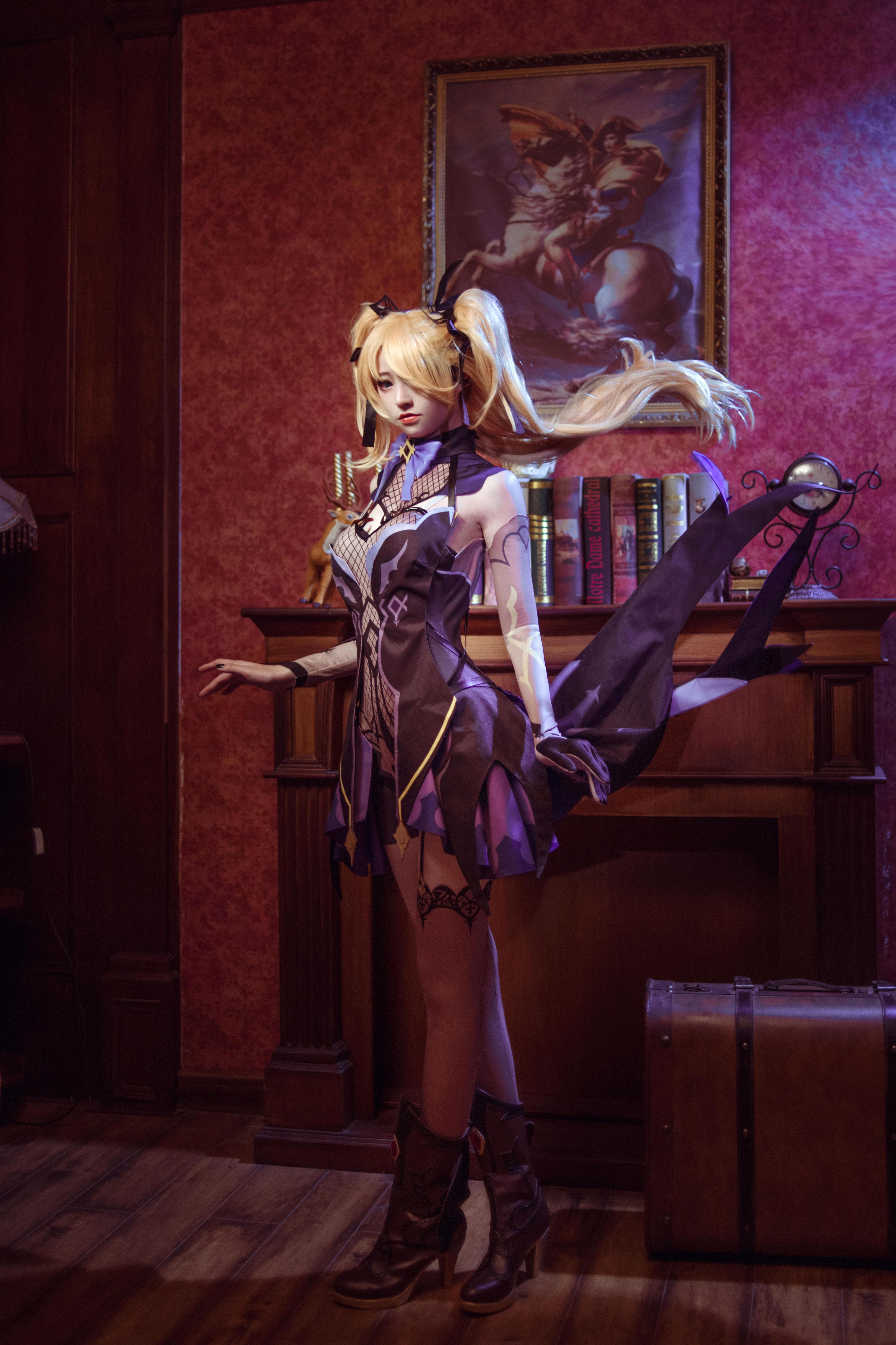 《原神》游戏cosplay【CN:淼唯Jaune】-第5张