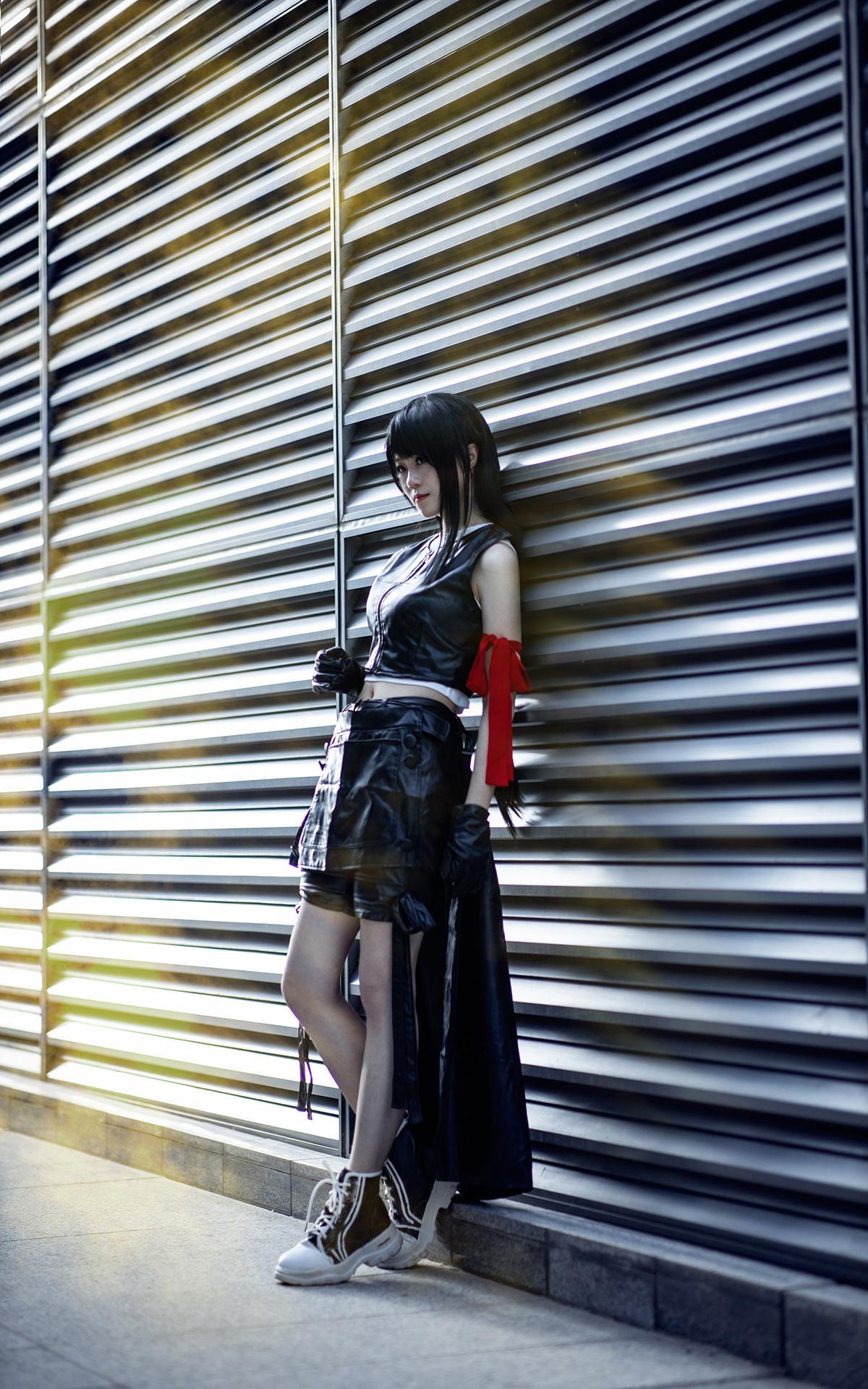 《最终幻想》最终幻想蒂法cosplay【CN:Suweit】-第4张