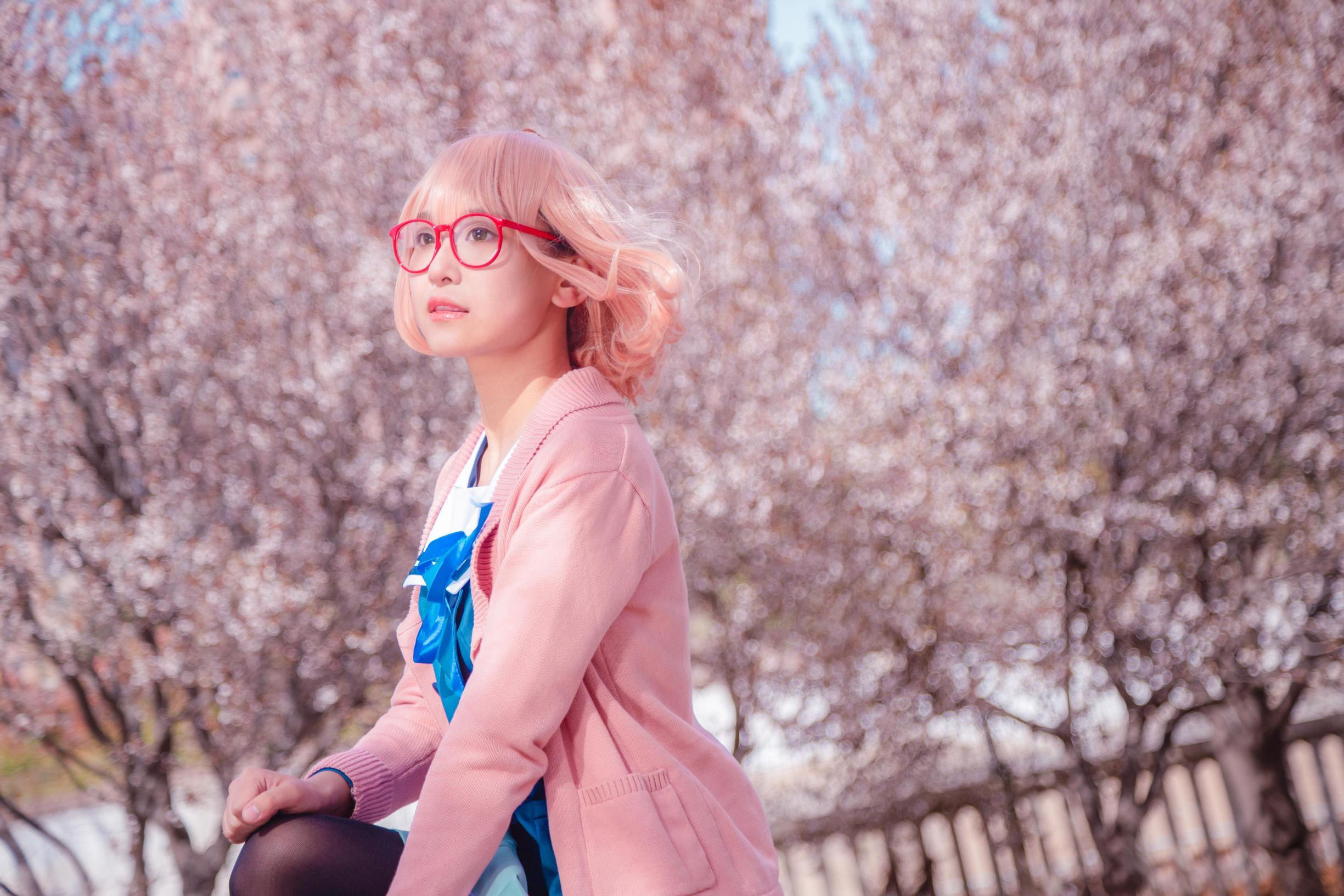 《境界的彼方》正片cosplay【CN:Kanna鹤见】-第1张