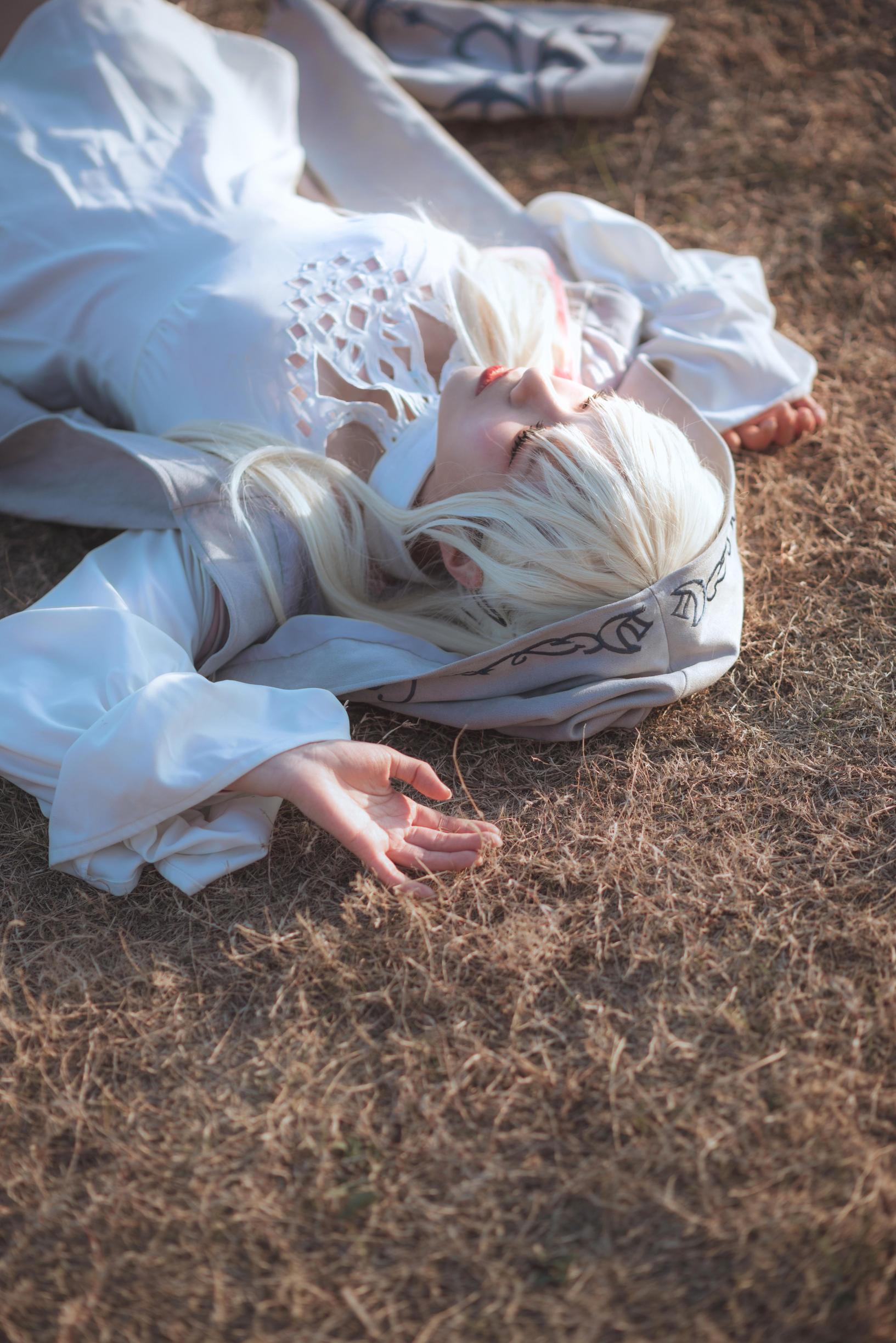 巫女cosplay【CN:PICO_噗哟小粉红】-第3张