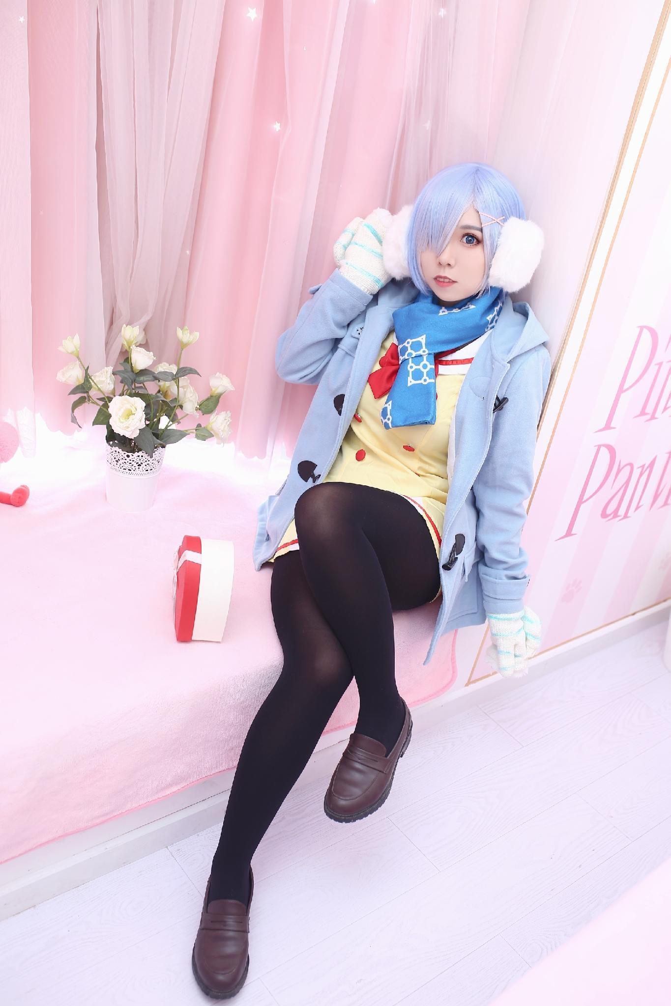 《RE:从零开始的异世界生活》萌妹cosplay【CN:得萨】-第1张