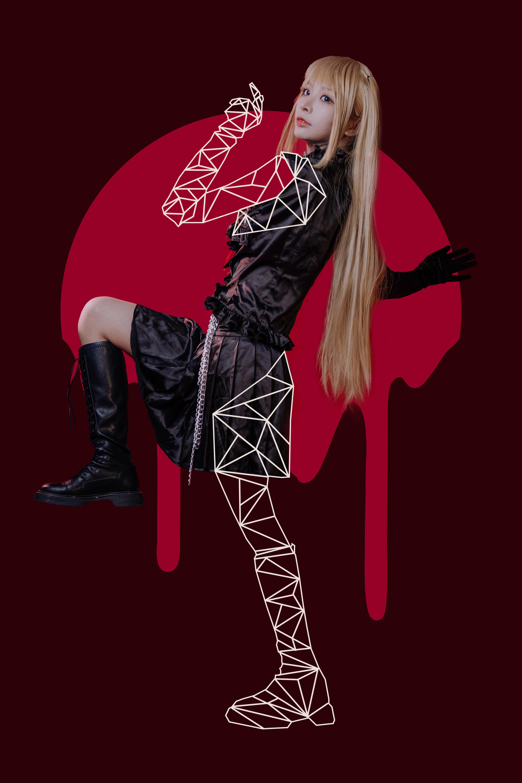 约拍cosplay【CN:Genji-创意cosplay图片云溪溪】 –插图