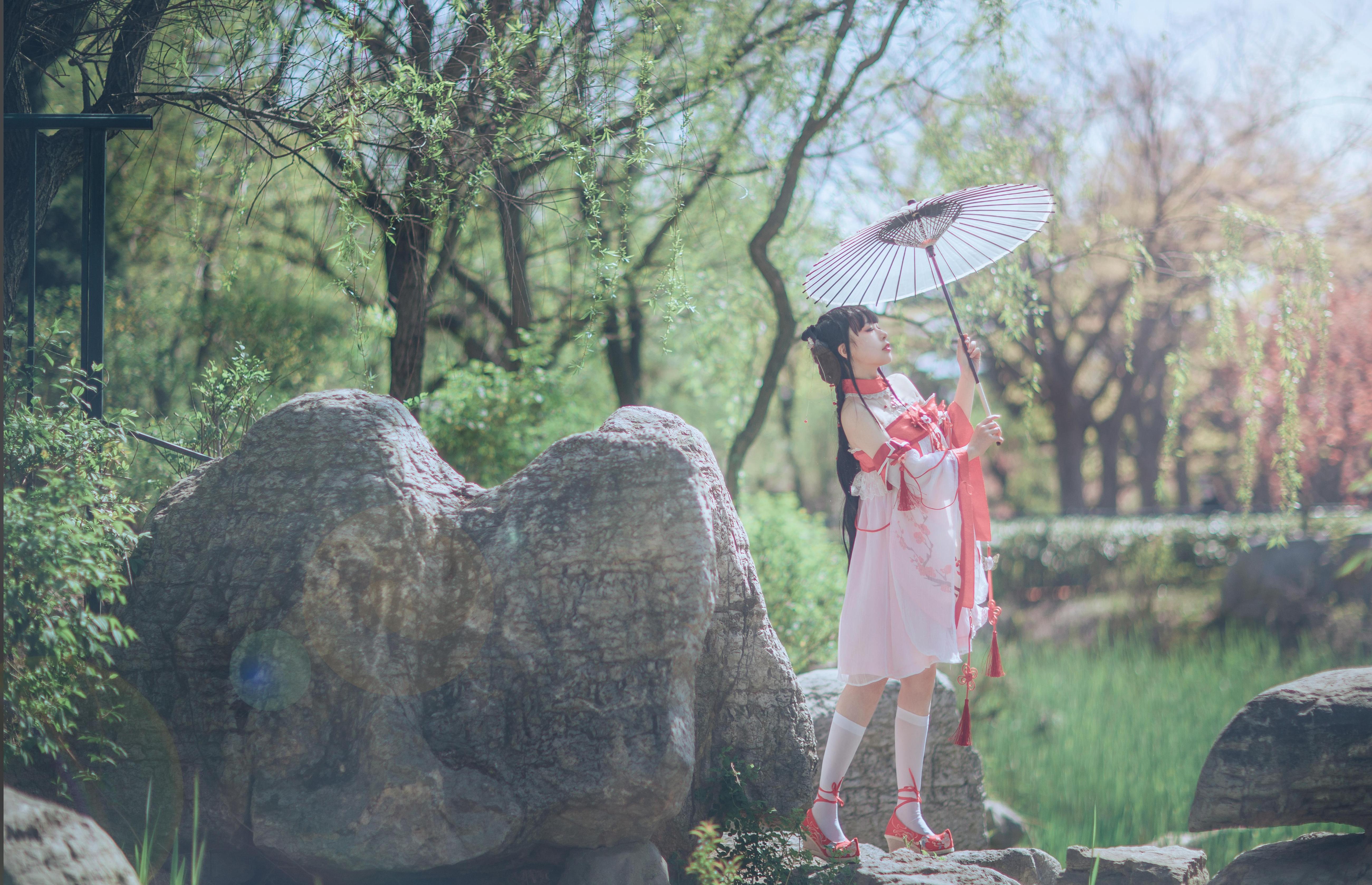 《闪耀暖暖》古风cosplay【CN:北漠鸢】-第10张