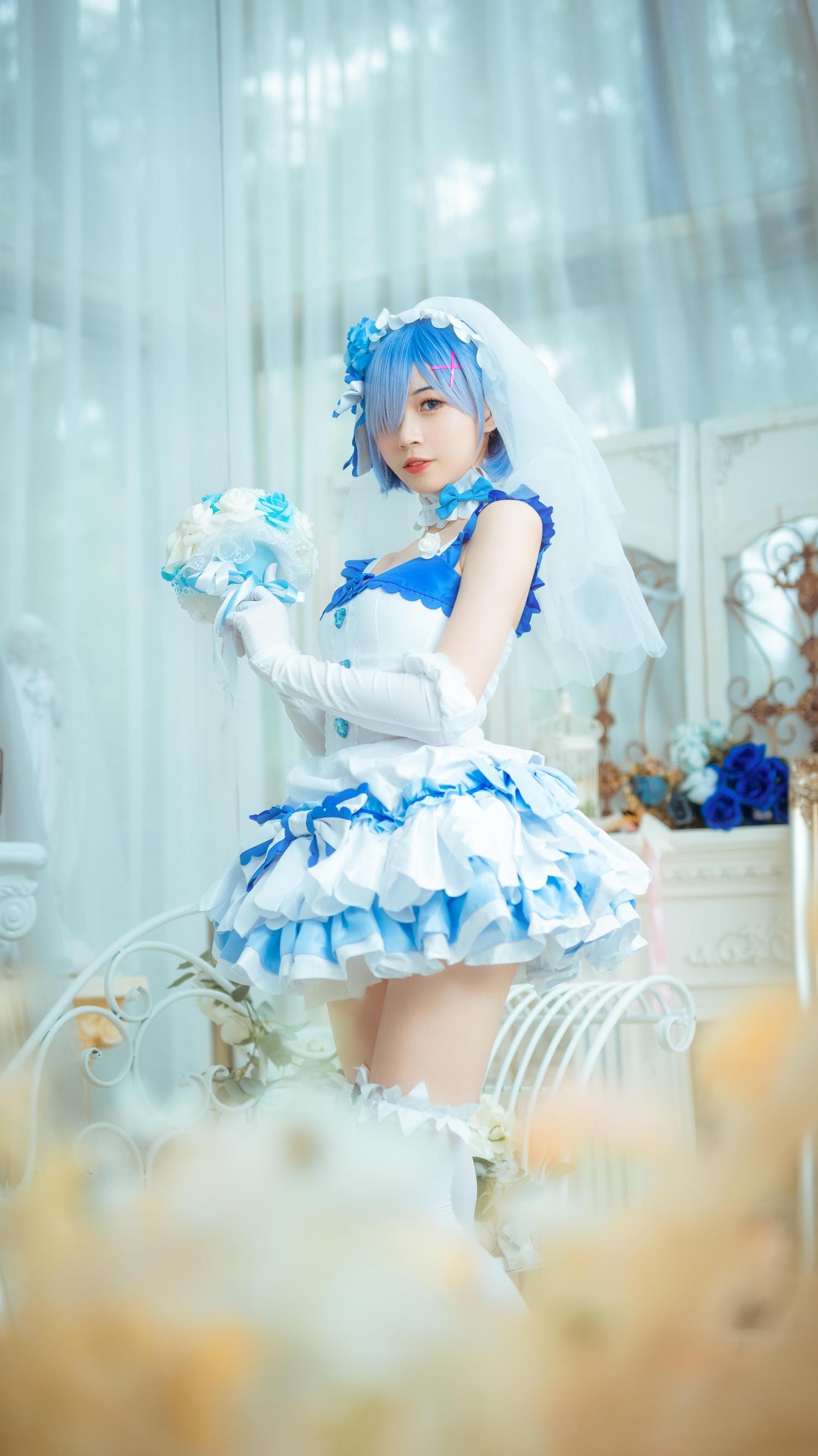 《RE:从零开始的异世界生活》正片cosplay【CN:铅华wr】-第10张
