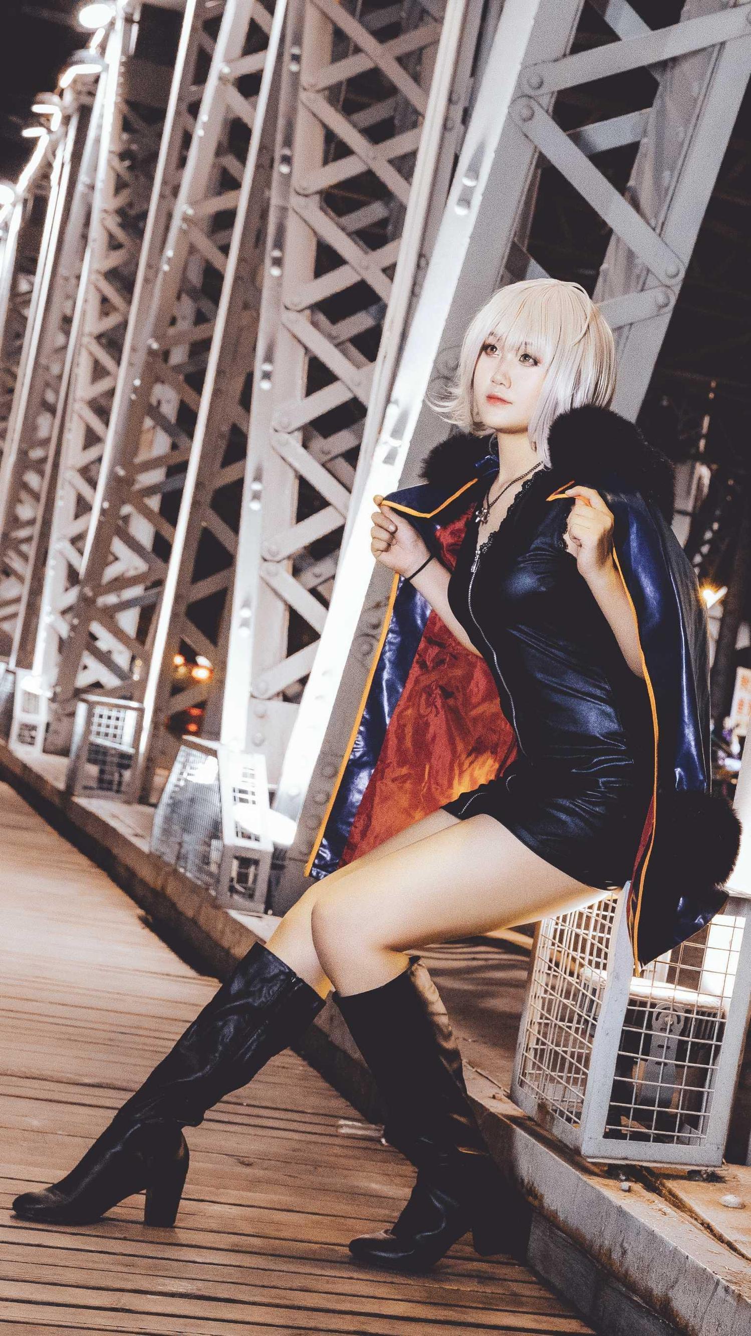 《FATE/STAY NIGHT》正片cosplay【CN:姚子雪曲】-第5张