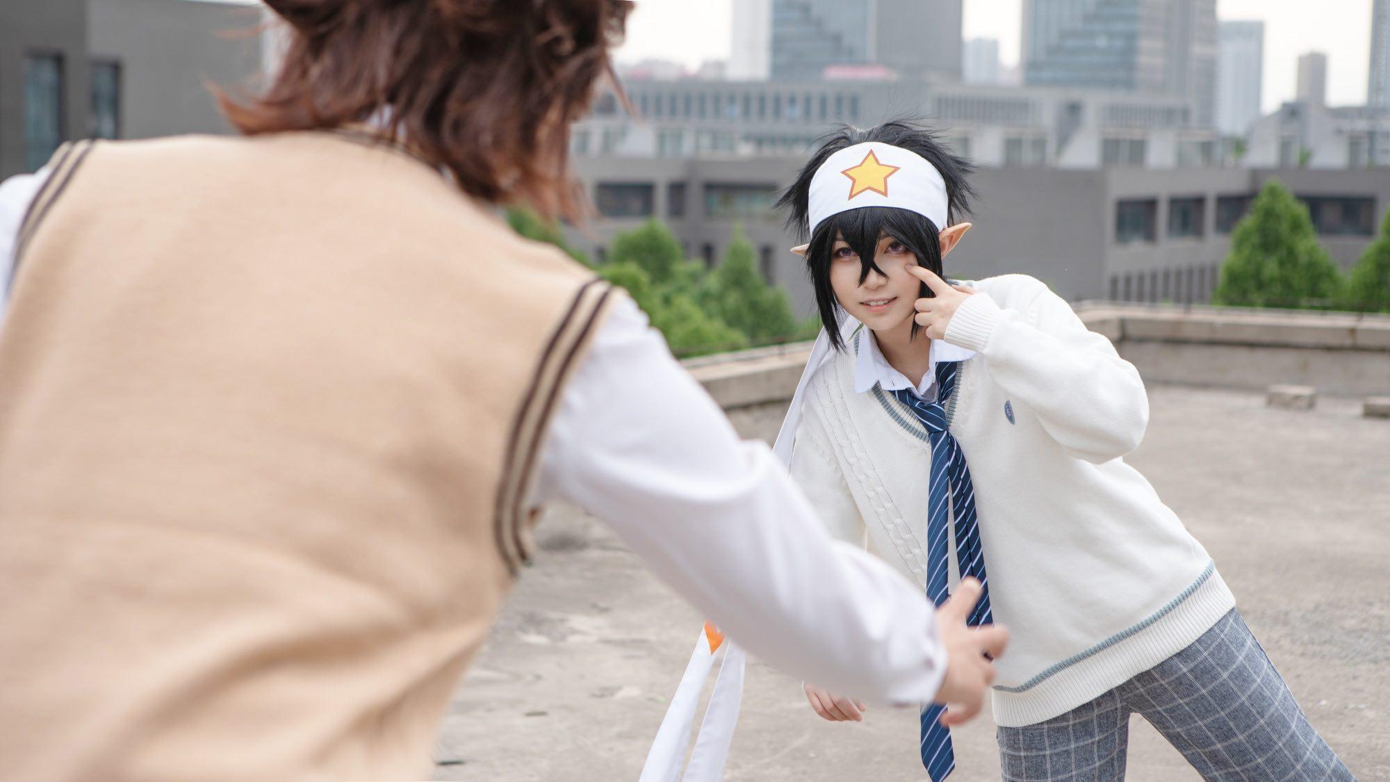 《凹凸世界》雷狮凹凸世界cosplay【CN:念念有格】-第2张