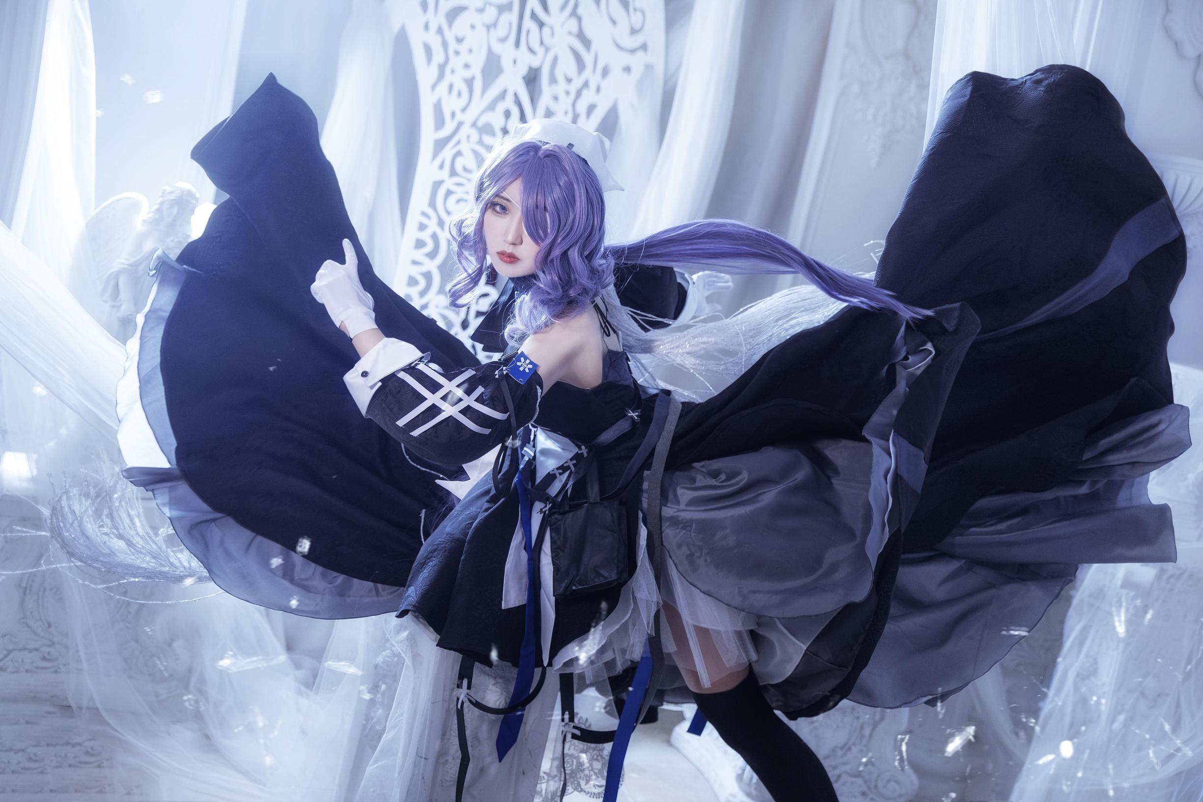《明日方舟》正片cosplay【CN:婧子君今天不在_】-第13张
