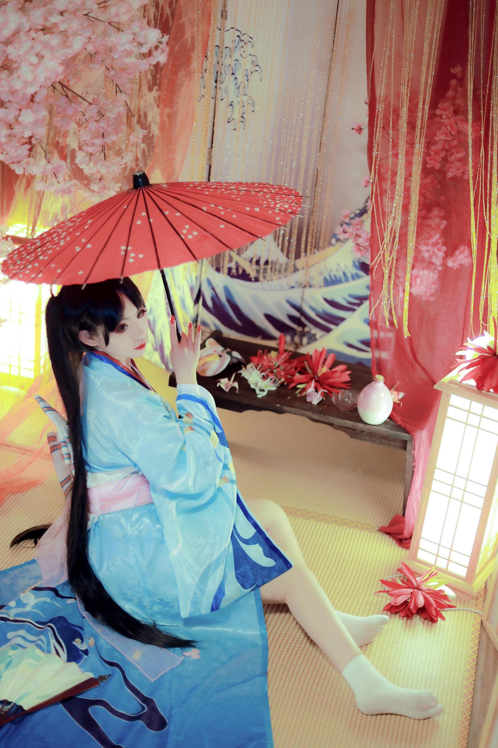 《阴阳师手游》正片cosplay【CN:程言柒】-第10张