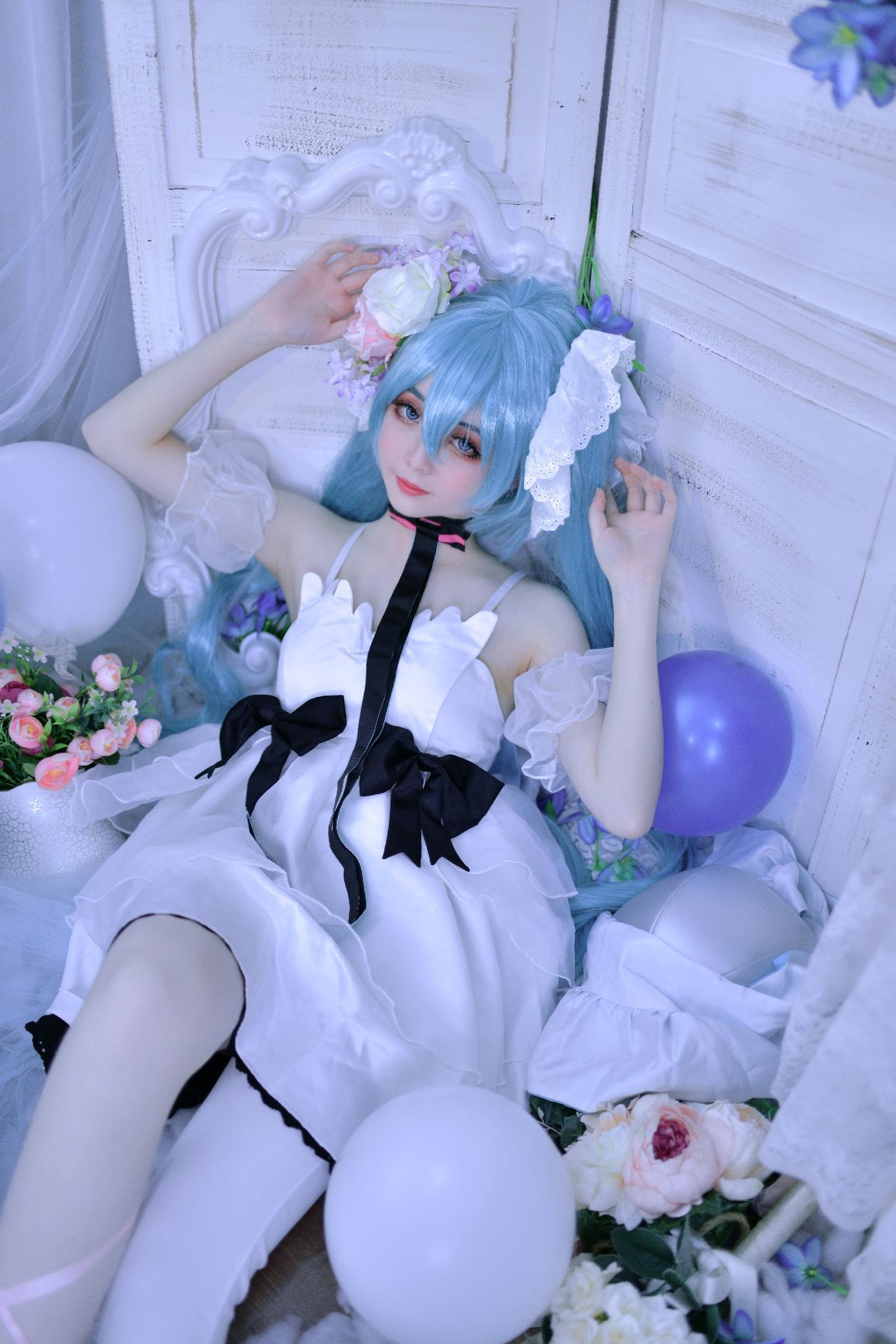 《VOCALOID》精灵cosplay【CN:果锅_LEH】-第2张