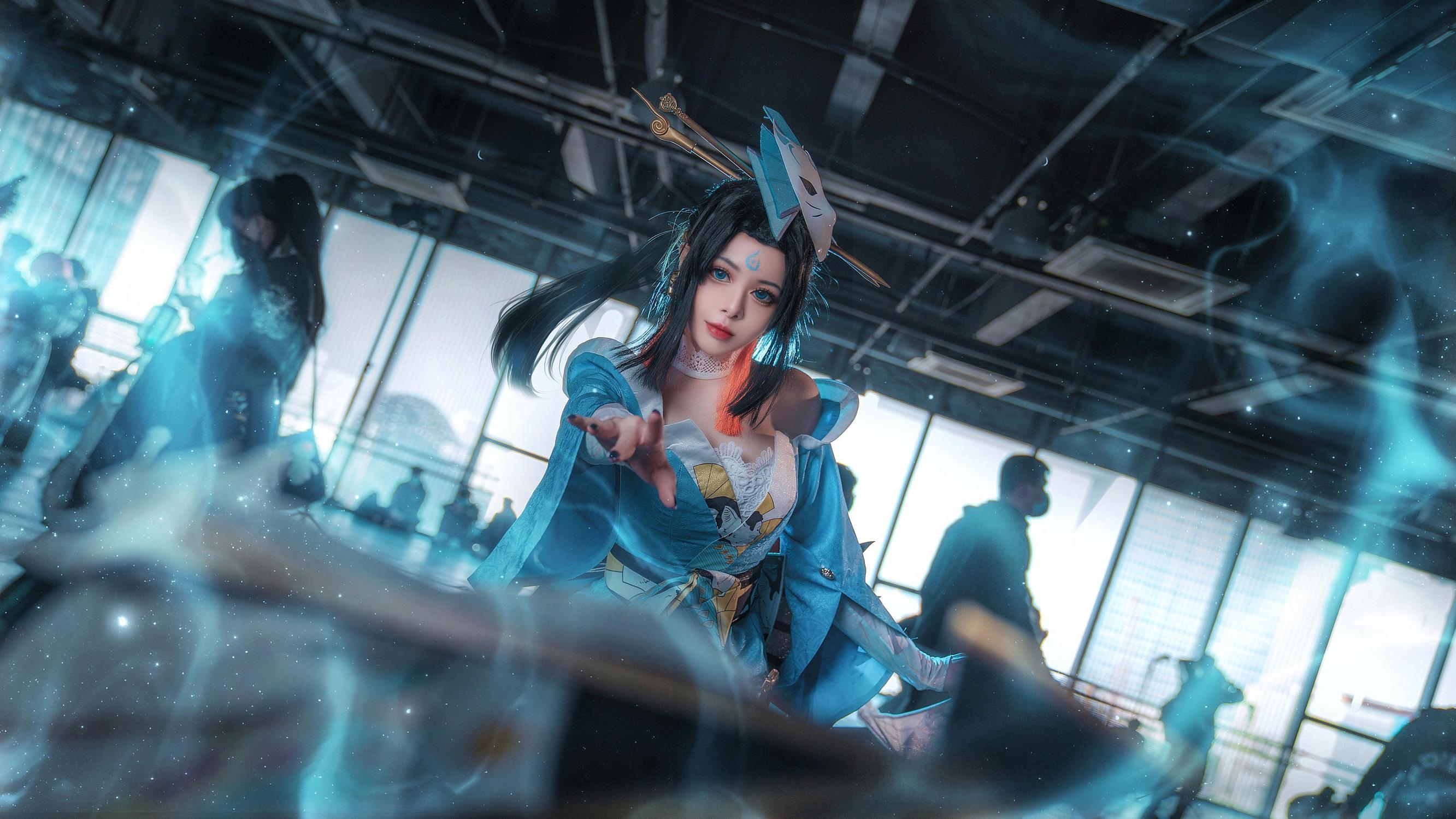 《王者荣耀》游戏cosplay【CN:藤龙】-第2张