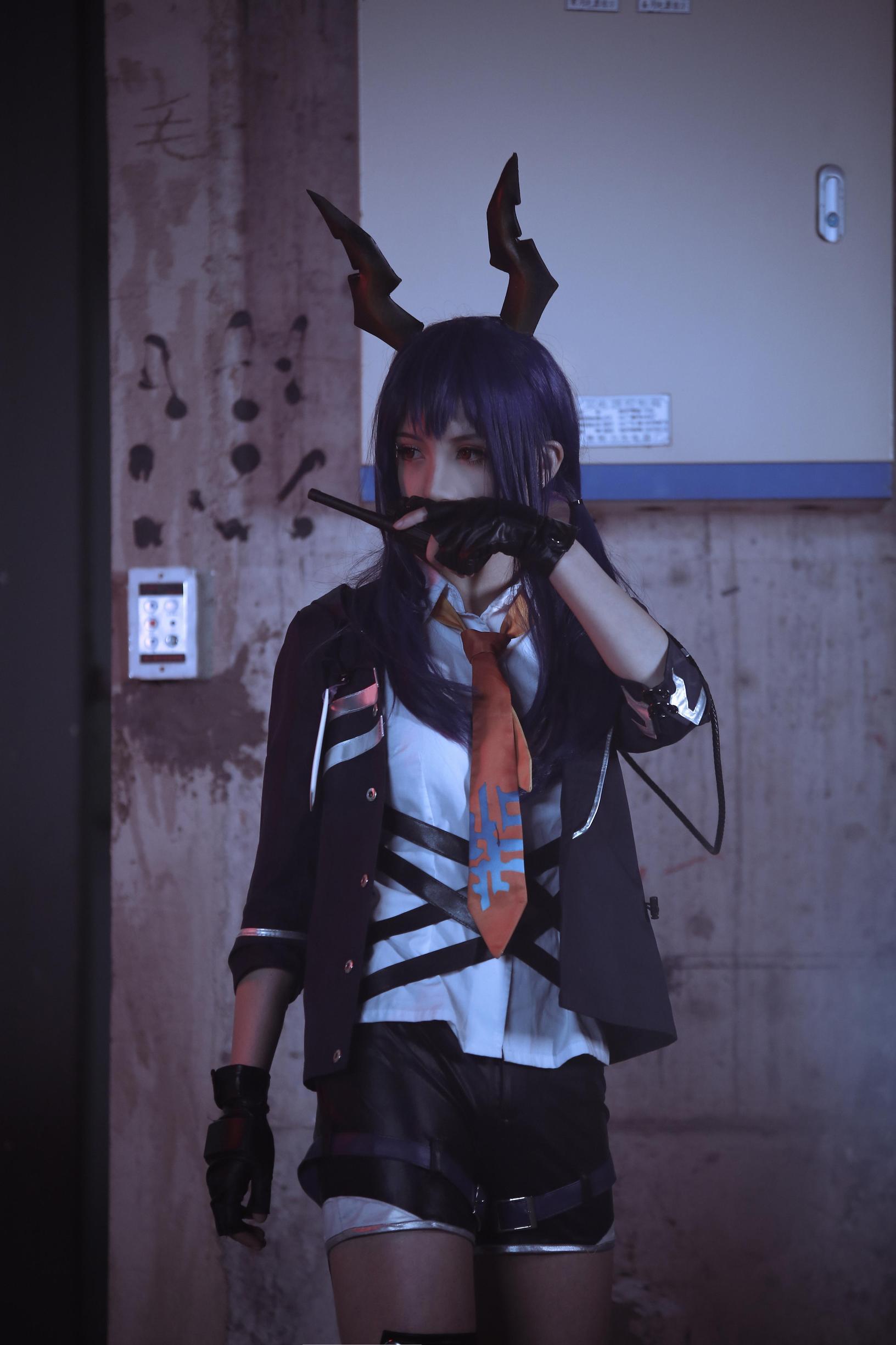 《明日方舟》明日方舟陈cosplay【CN:银杏AgZn】-第2张