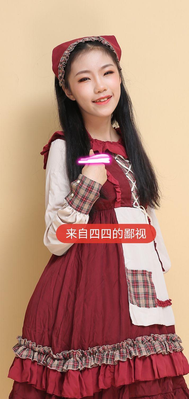 《洛丽塔》少女cosplay【CN:啥也不是的四四】-第1张