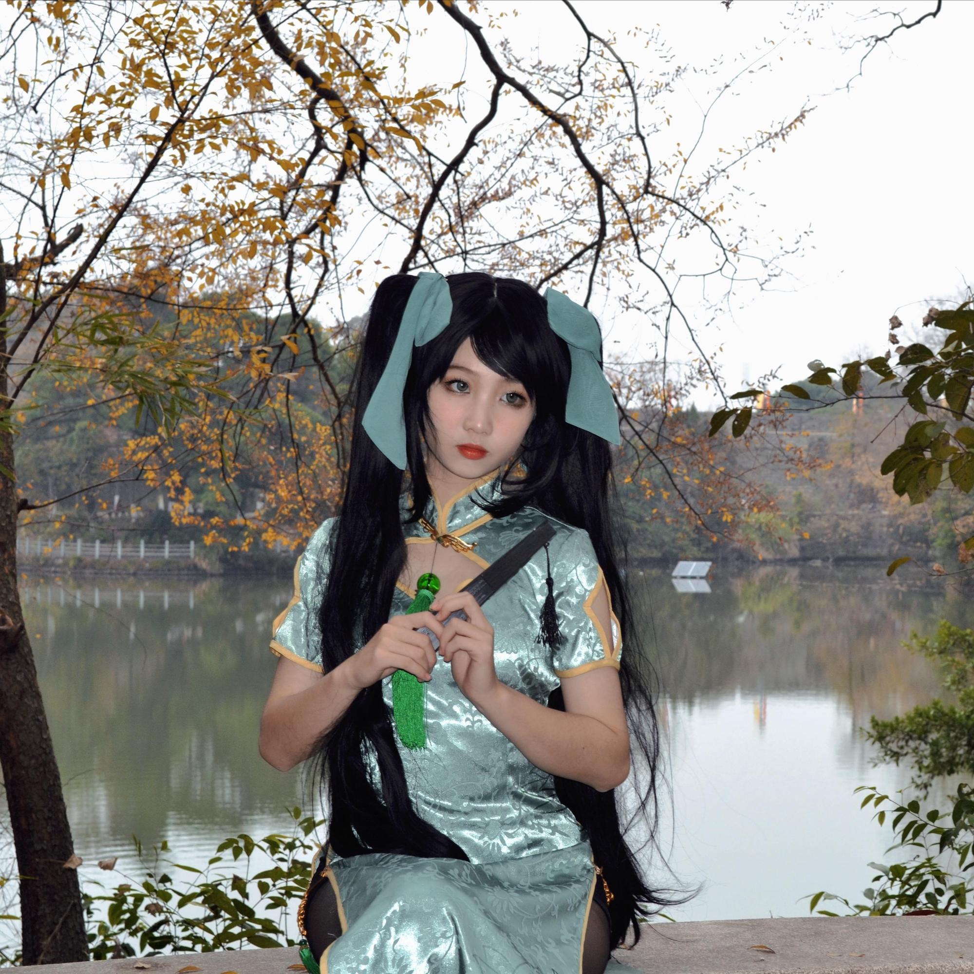 《王者荣耀》孙尚香旗袍cosplay【CN:生姜姜生姜生姜】-第5张