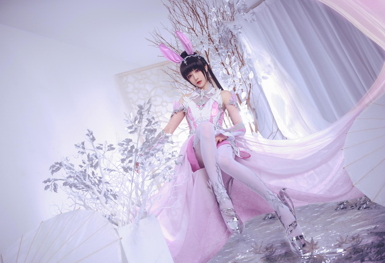 《斗罗大陆》小舞cosplay【CN:君珺un】-第18张