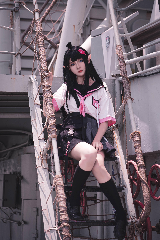 《凹凸世界》正片cosplay【CN:陌萱ONKYO】-第4张