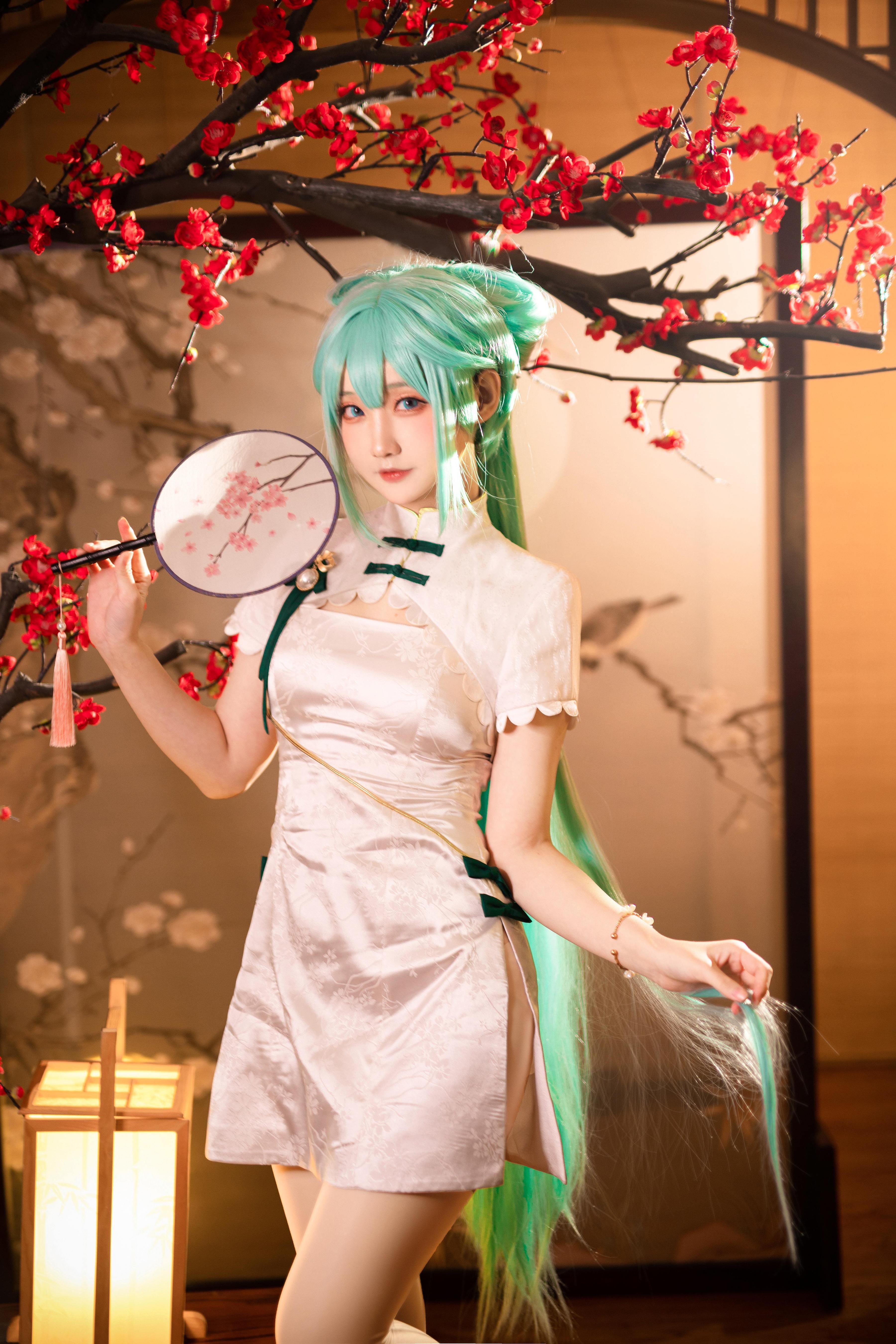 正片cosplay【CN:鹤祈】-第1张