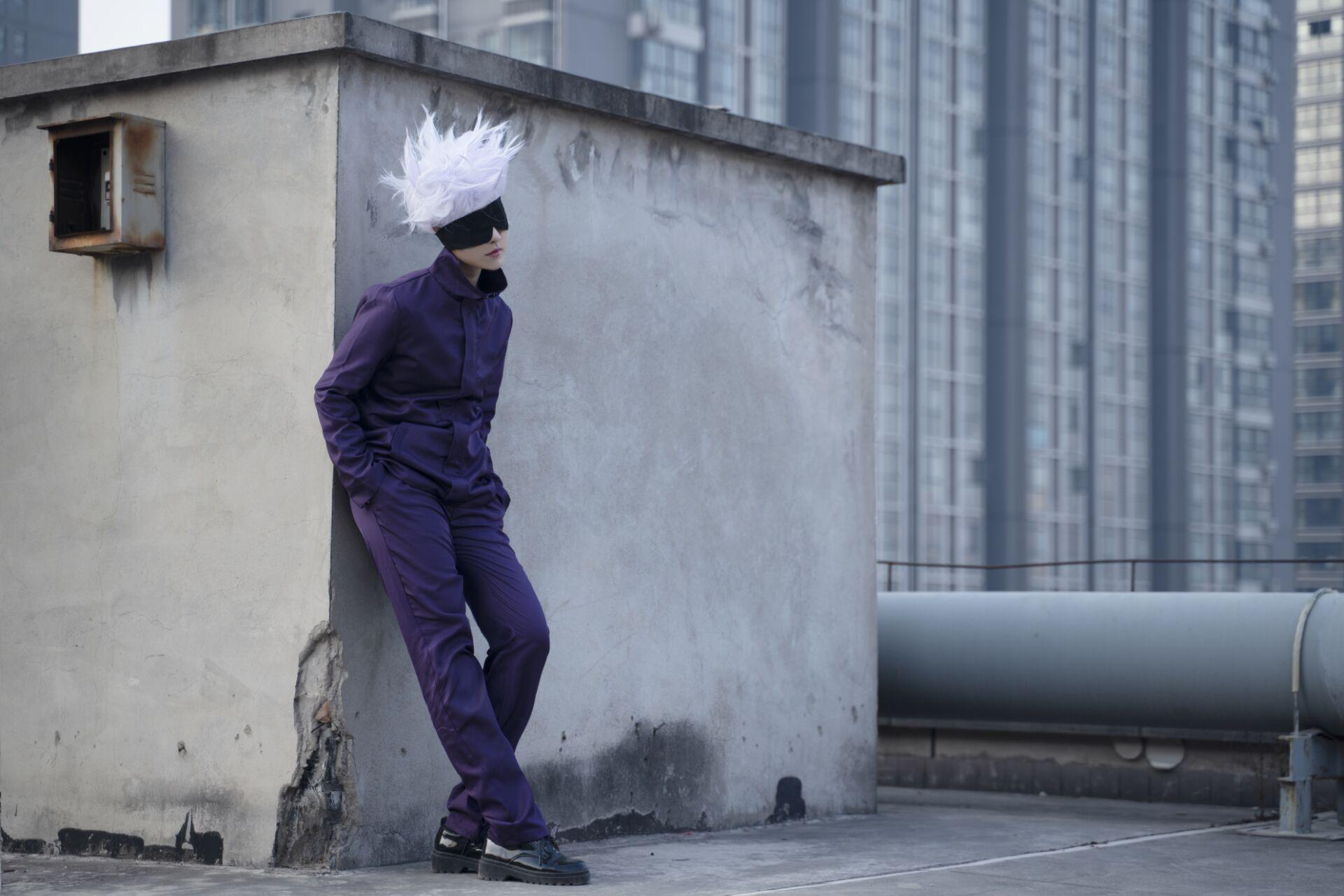 《咒术回战》是伊川啊_cosplay-第1张