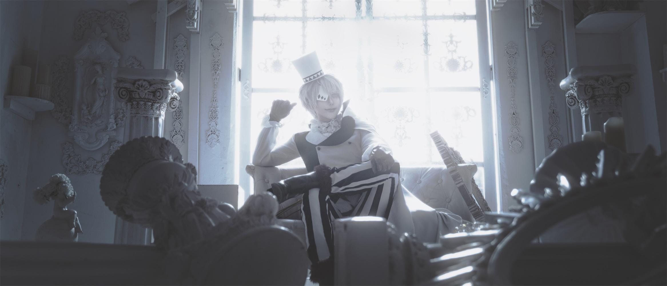 《文豪野犬》正片cosplay【CN:鳅一刀】-第5张