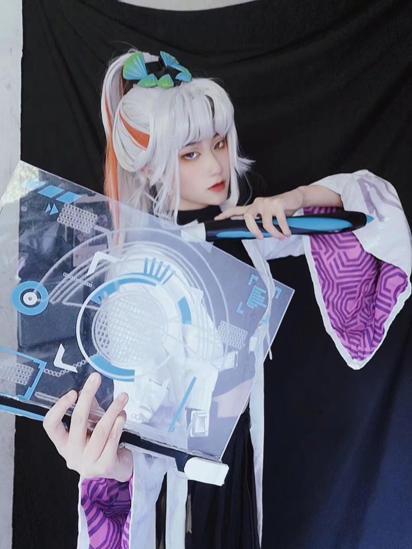 《王者荣耀》天狼cosplay【CN:猫猫娜】-第4张
