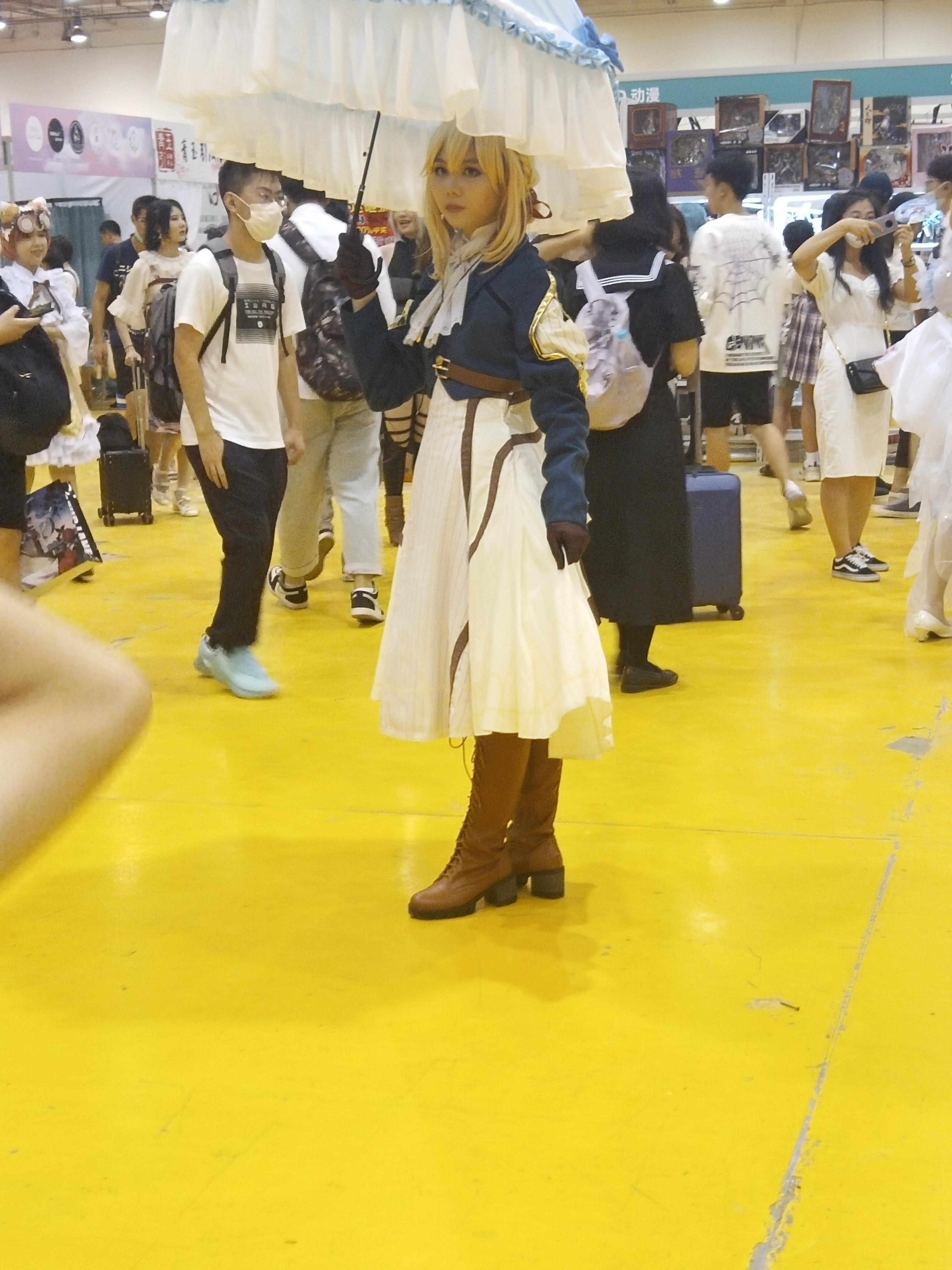美丽人笙cosplay-第5张