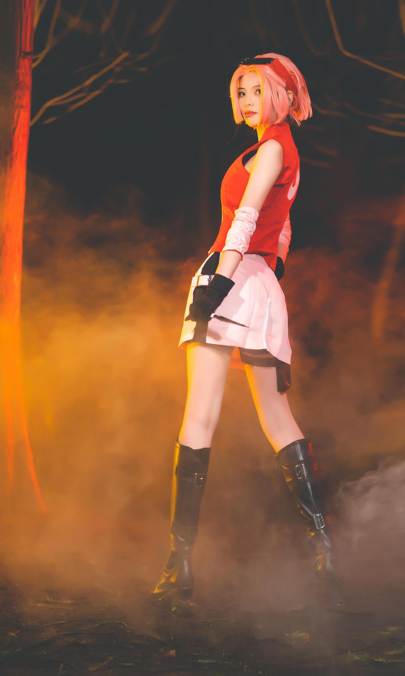 《火影忍者》正片cosplay【CN:北殿北】-第7张