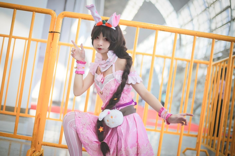 《斗罗大陆》正片cosplay【CN:玖曦yan】-第3张