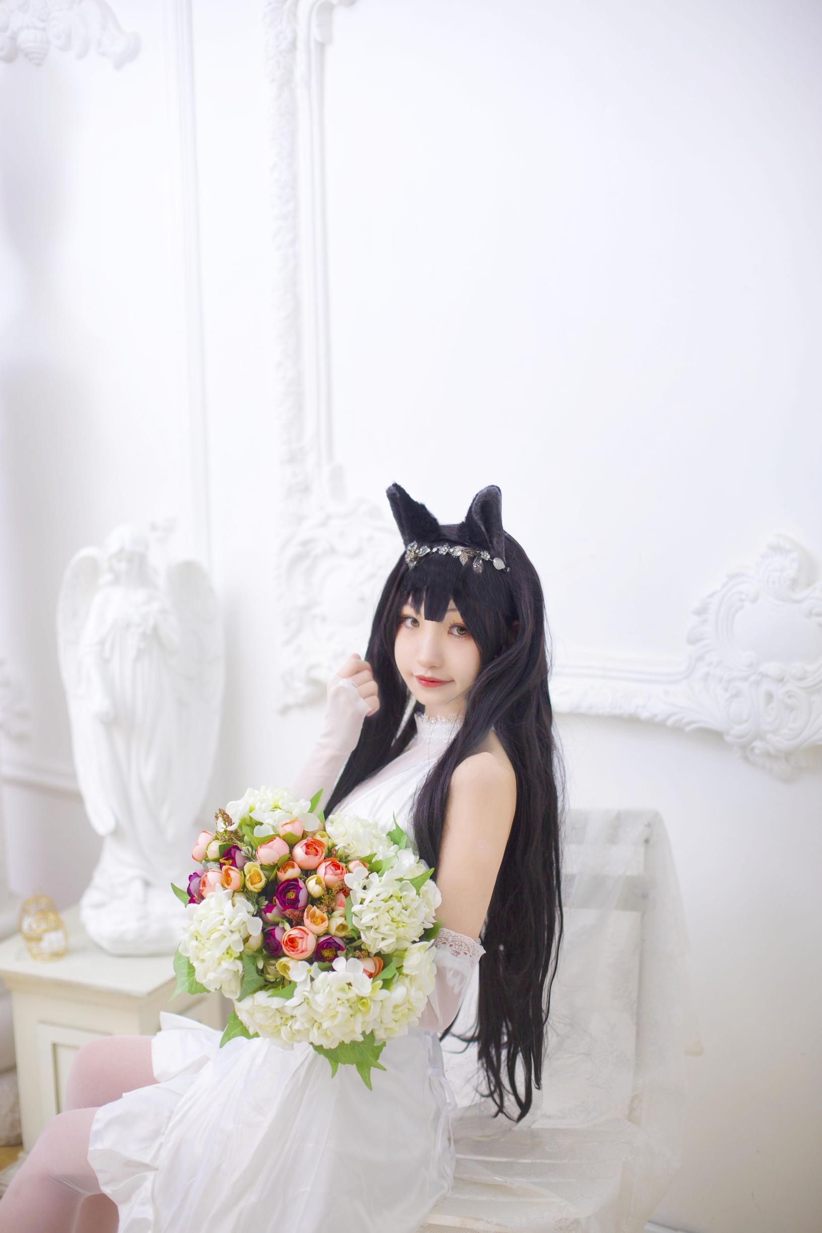 《碧蓝航线》正片cosplay【CN:宇宙不明蓝樱音w】-第1张