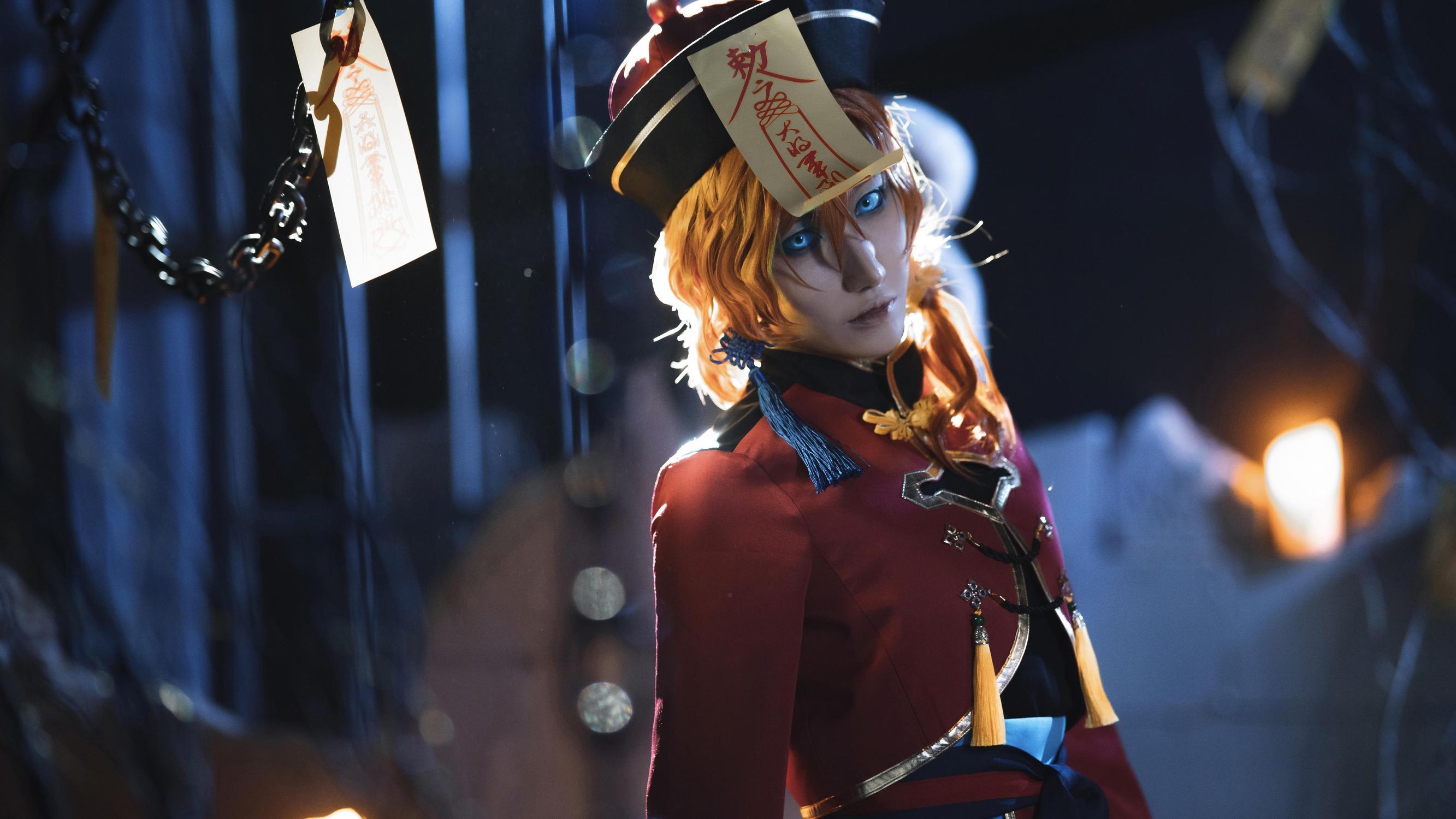 《文豪野犬》战士cosplay【CN:摇不到号のV】-第3张